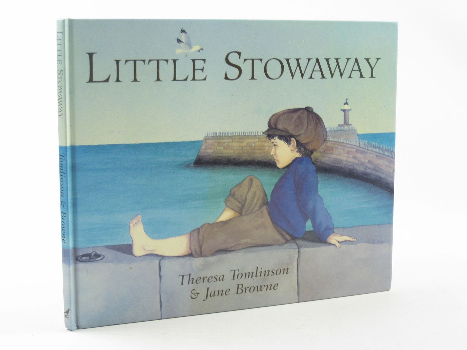 Photo of LITTLE STOWAWAY written by Tomlinson, Theresa illustrated by Browne, Jane published by Julia MacRae Books (STOCK CODE: 1311539)  for sale by Stella & Rose's Books