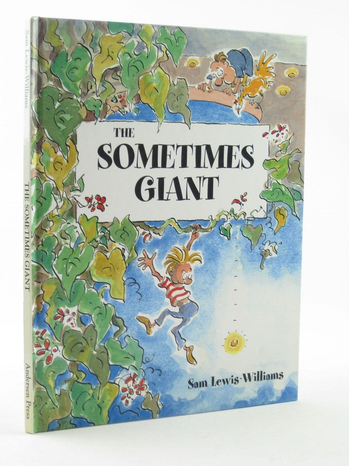 Photo of THE SOMETIMES GIANT written by Lewis-Williams, Sam illustrated by Lewis-Williams, Sam published by Andersen Press Ltd. (STOCK CODE: 1311540)  for sale by Stella & Rose's Books