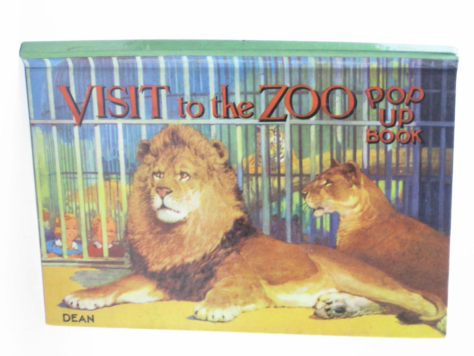 Photo of VISIT TO THE ZOO POP-UP BOOK- Stock Number: 1311589