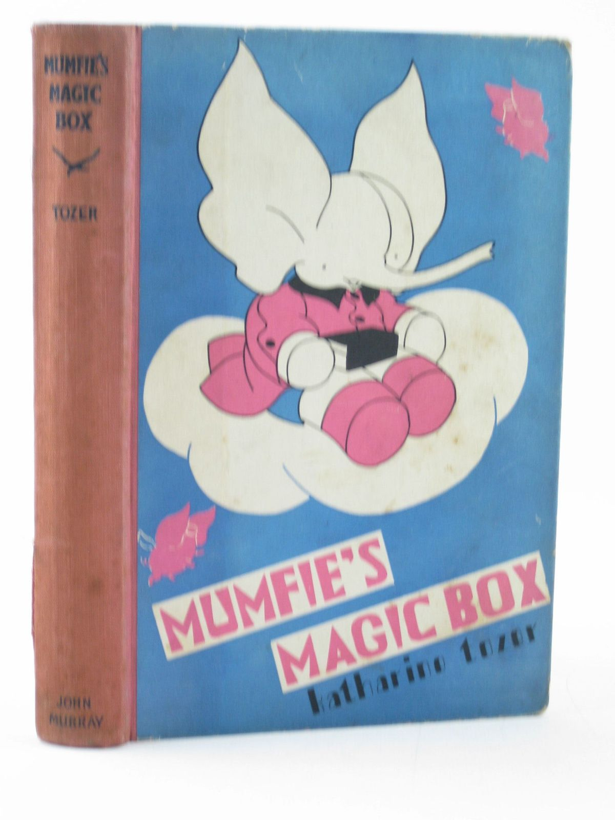 Photo of MUMFIE'S MAGIC BOX written by Tozer, Katharine illustrated by Tozer, Katharine published by John Murray (STOCK CODE: 1311599)  for sale by Stella & Rose's Books