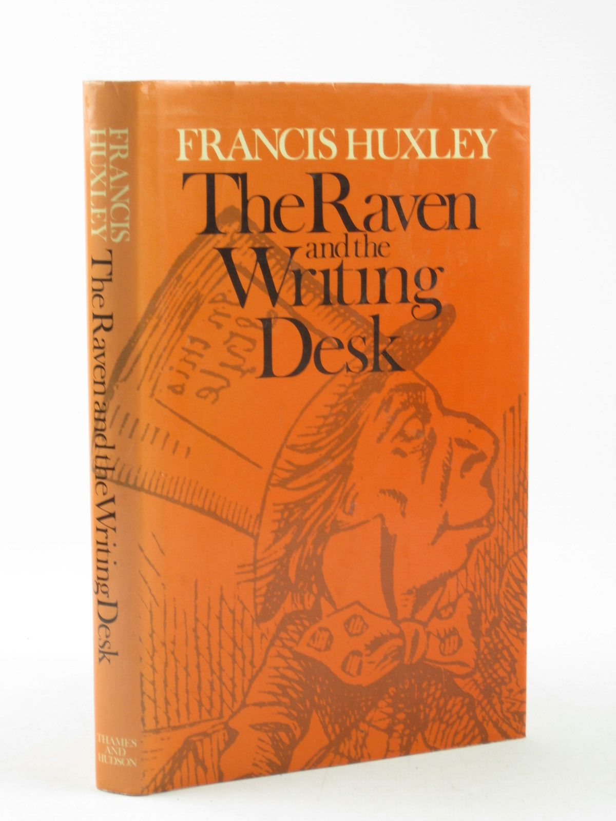 Photo of THE RAVEN AND THE WRITING DESK written by Carroll, Lewis Huxley, Francis published by Thames and Hudson (STOCK CODE: 1311722)  for sale by Stella & Rose's Books