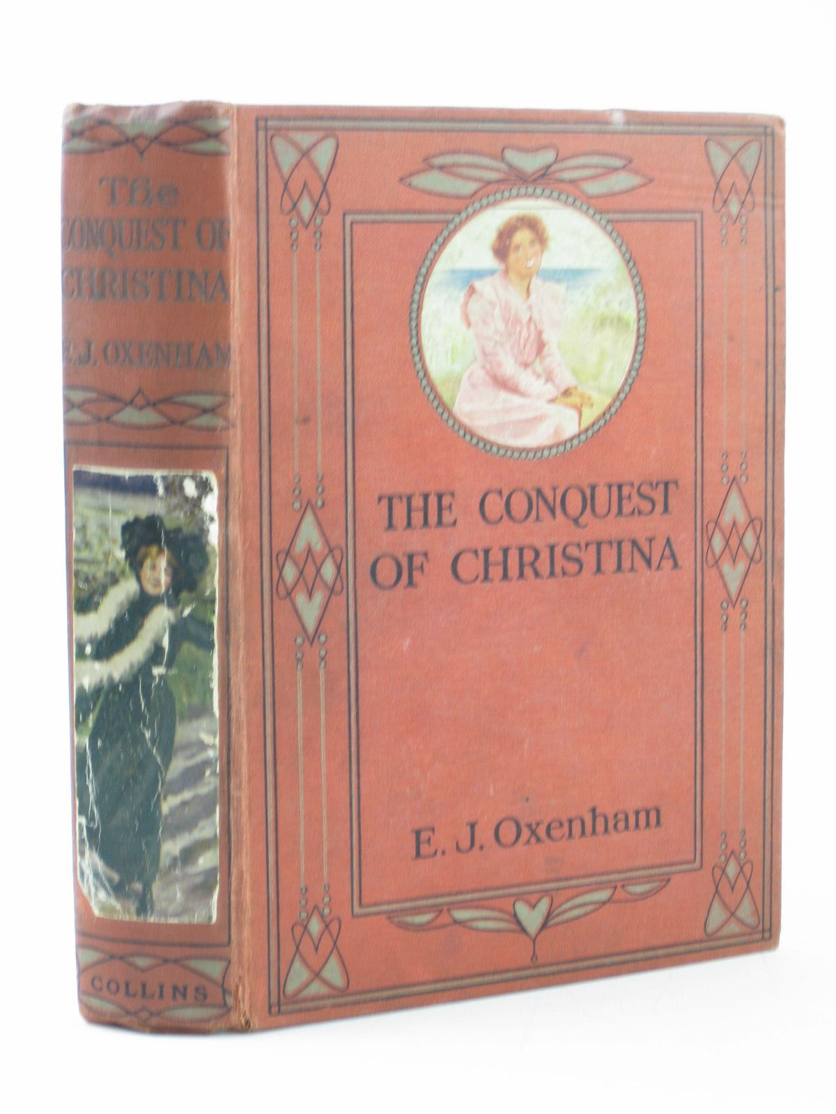 Photo of THE CONQUEST OF CHRISTINA written by Oxenham, Elsie J. published by Collins Clear-Type Press (STOCK CODE: 1311754)  for sale by Stella & Rose's Books