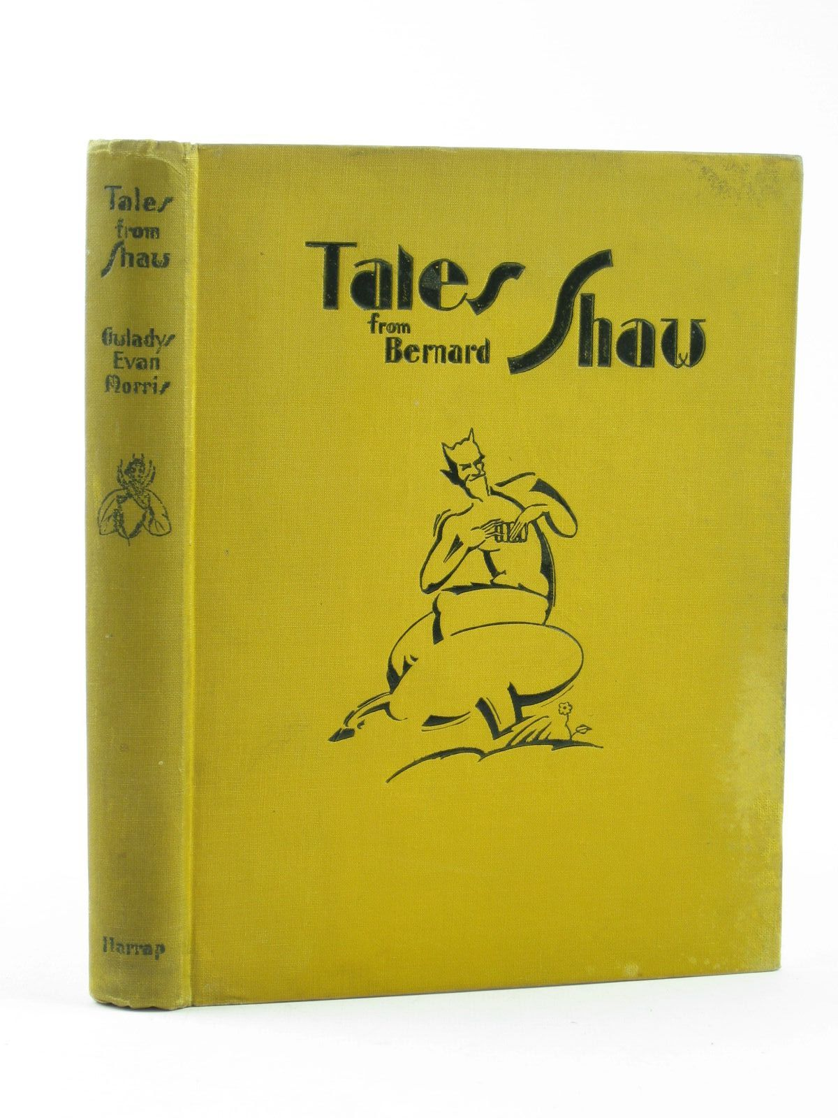 Photo of TALES FROM BERNARD SHAW TOLD IN THE JUNGLE- Stock Number: 1311767