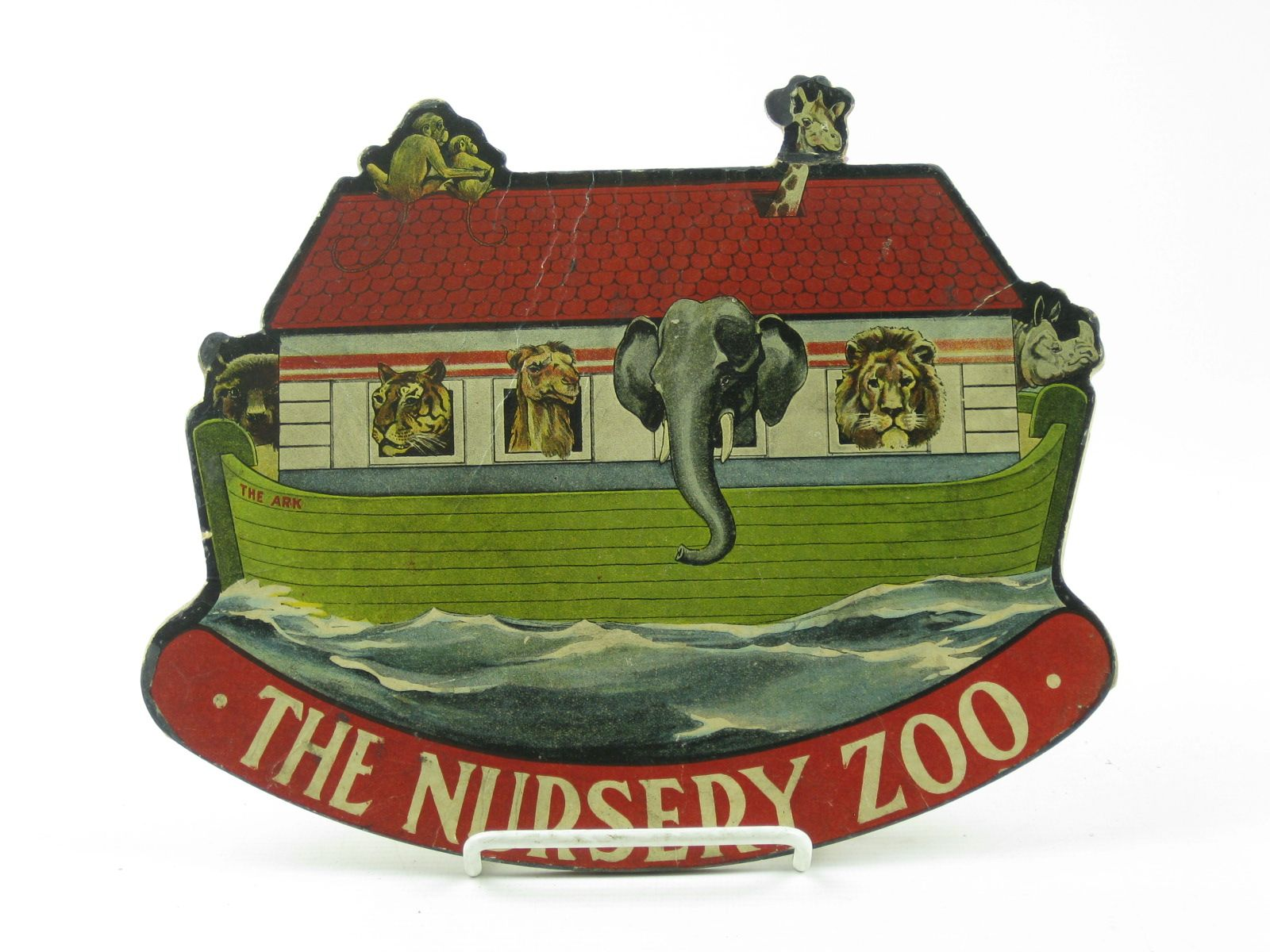 Photo of THE NURSERY ZOO- Stock Number: 1311794