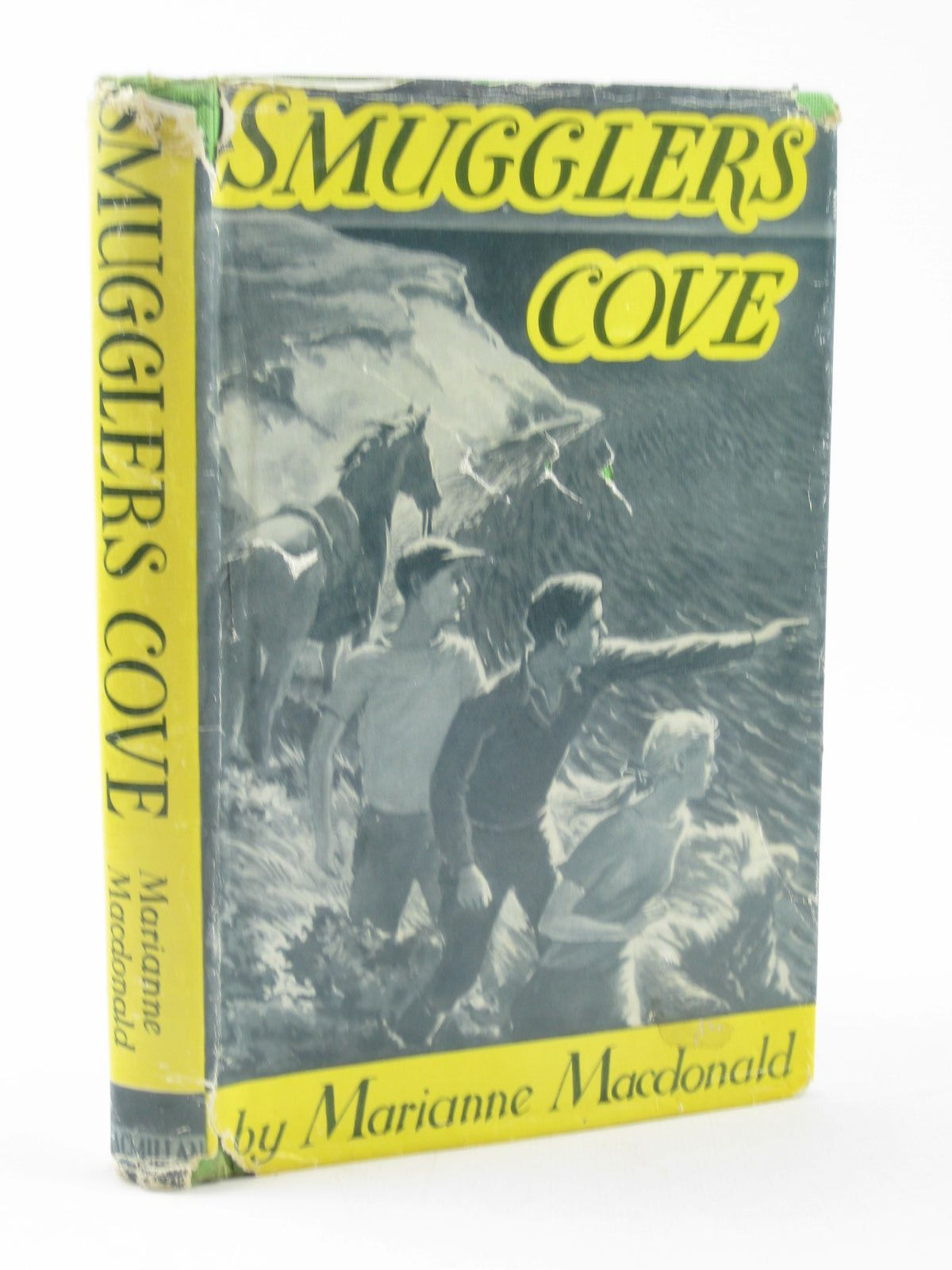 Photo of SMUGGLERS COVE written by Macdonald, Marianne illustrated by Dewdney, Selwyn published by Macmillan & Co. Ltd. (STOCK CODE: 1311816)  for sale by Stella & Rose's Books
