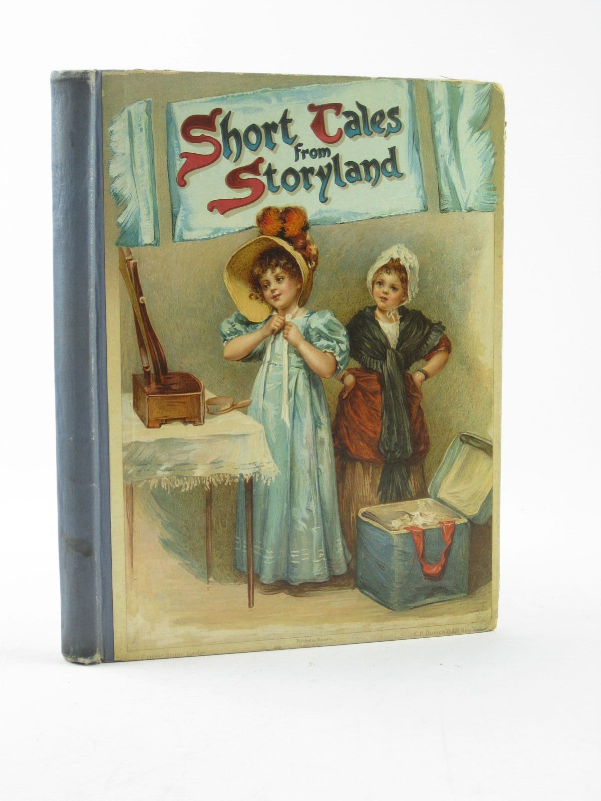 Photo of SHORT TALES FROM STORYLAND written by Everett-Green, Evelyn illustrated by Lucas, Mrs Seymour Lance, Eveline published by Ernest Nister, E.P. Dutton & Co. (STOCK CODE: 1311841)  for sale by Stella & Rose's Books