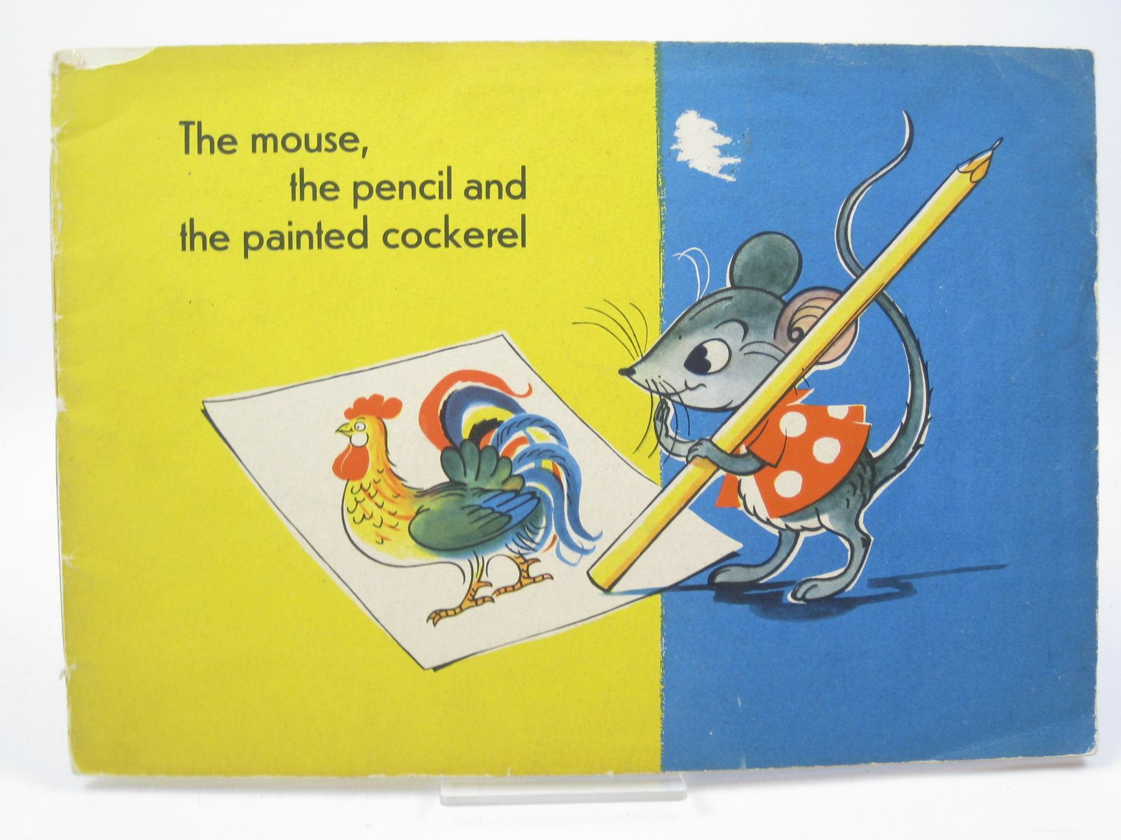 Photo of THE MOUSE, THE PENCIL AND THE PAINTED COCKEREL- Stock Number: 1312121