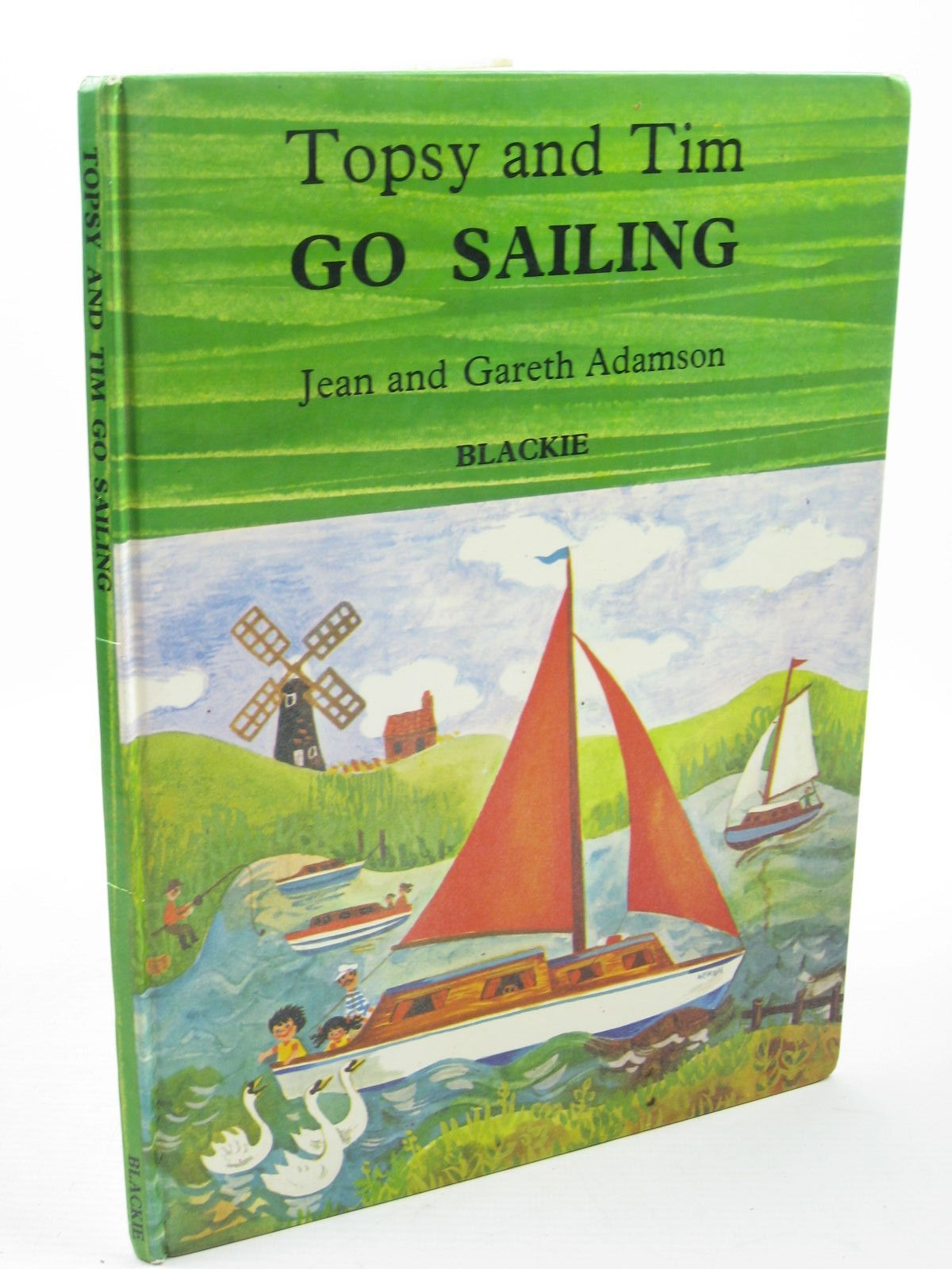 Photo of TOPSY AND TIM GO SAILING- Stock Number: 1312127