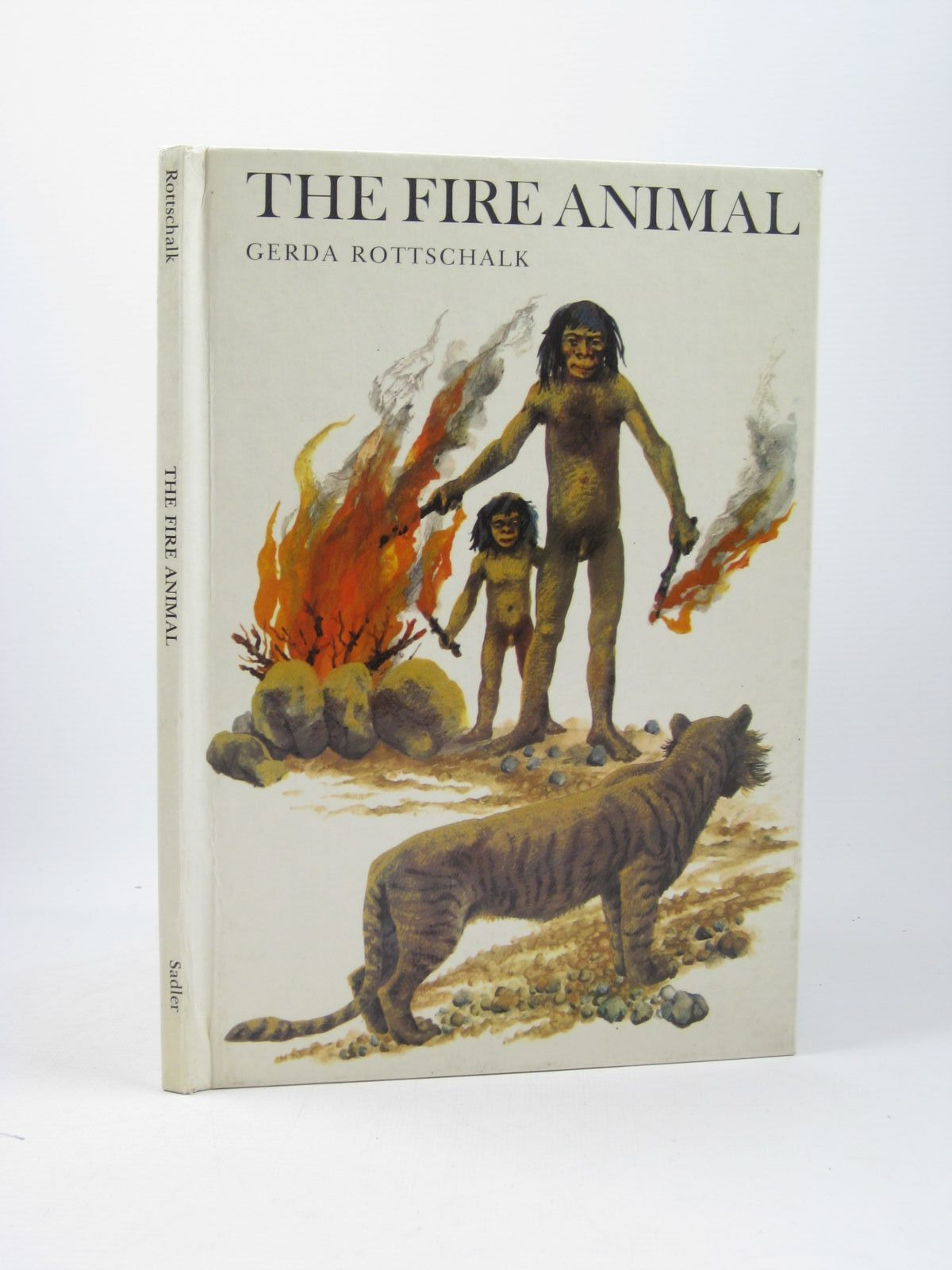 Photo of THE FIRE ANIMAL- Stock Number: 1312221