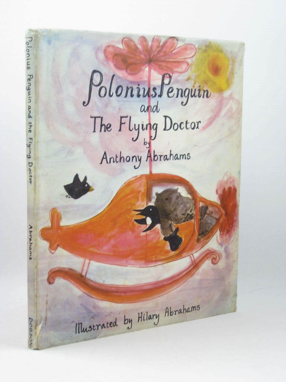 Photo of POLONIUS PENGUIN AND THE FLYING DOCTOR written by Abrahams, Anthony illustrated by Abrahams, Hilary published by Dobson Books Ltd. (STOCK CODE: 1312261)  for sale by Stella & Rose's Books