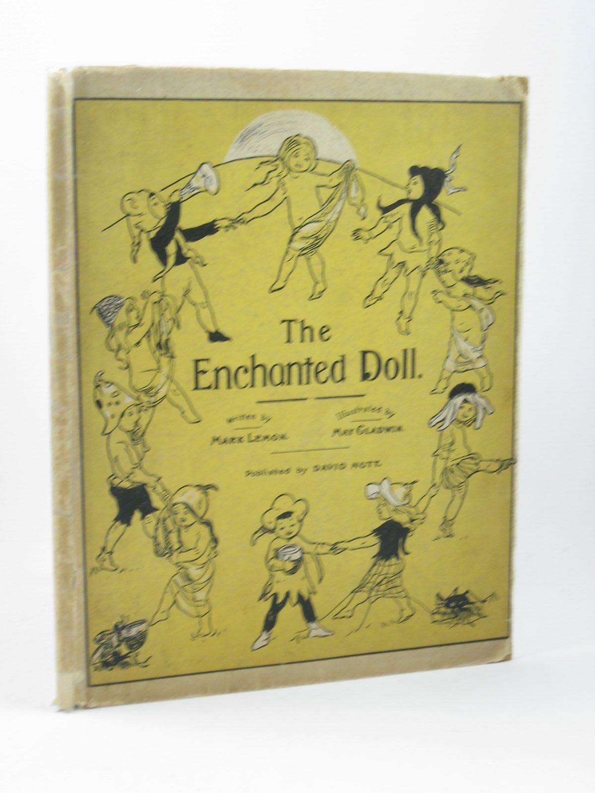 Photo of THE ENCHANTED DOLL- Stock Number: 1312269