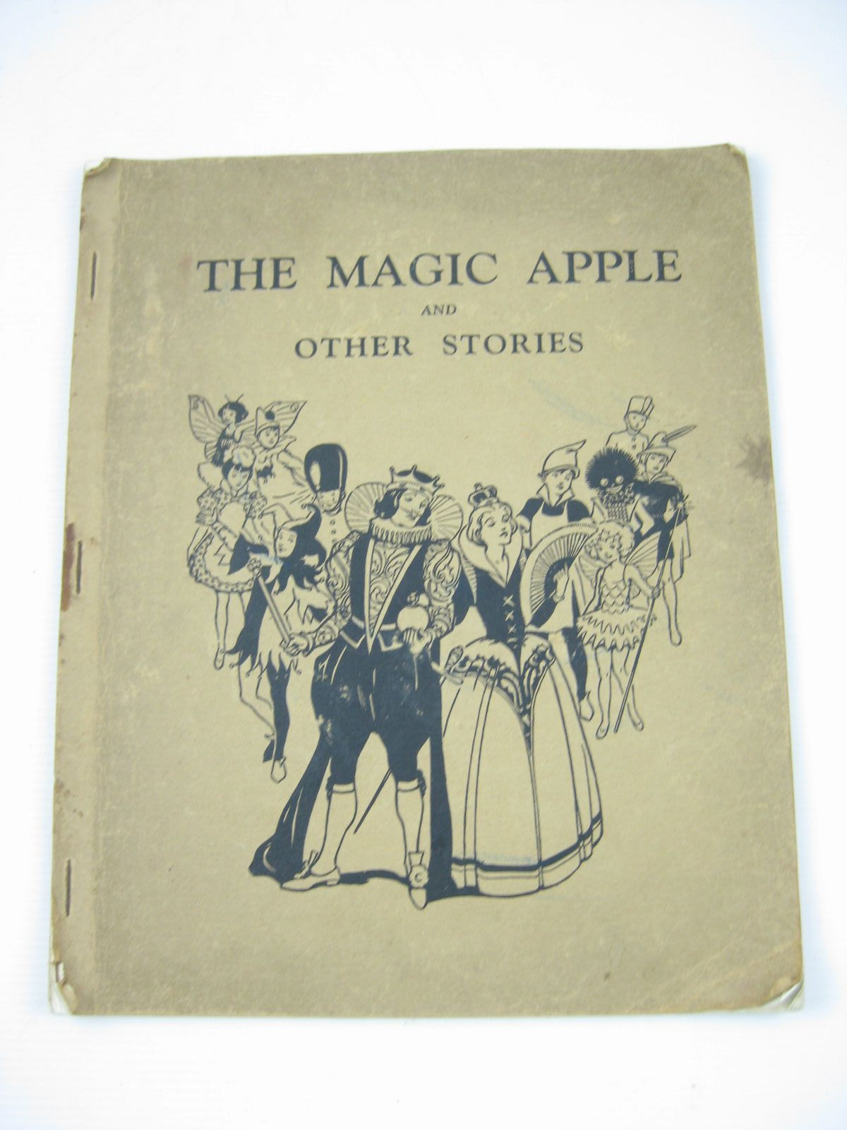 Photo of THE MAGIC APPLE AND OTHER STORIES- Stock Number: 1312279