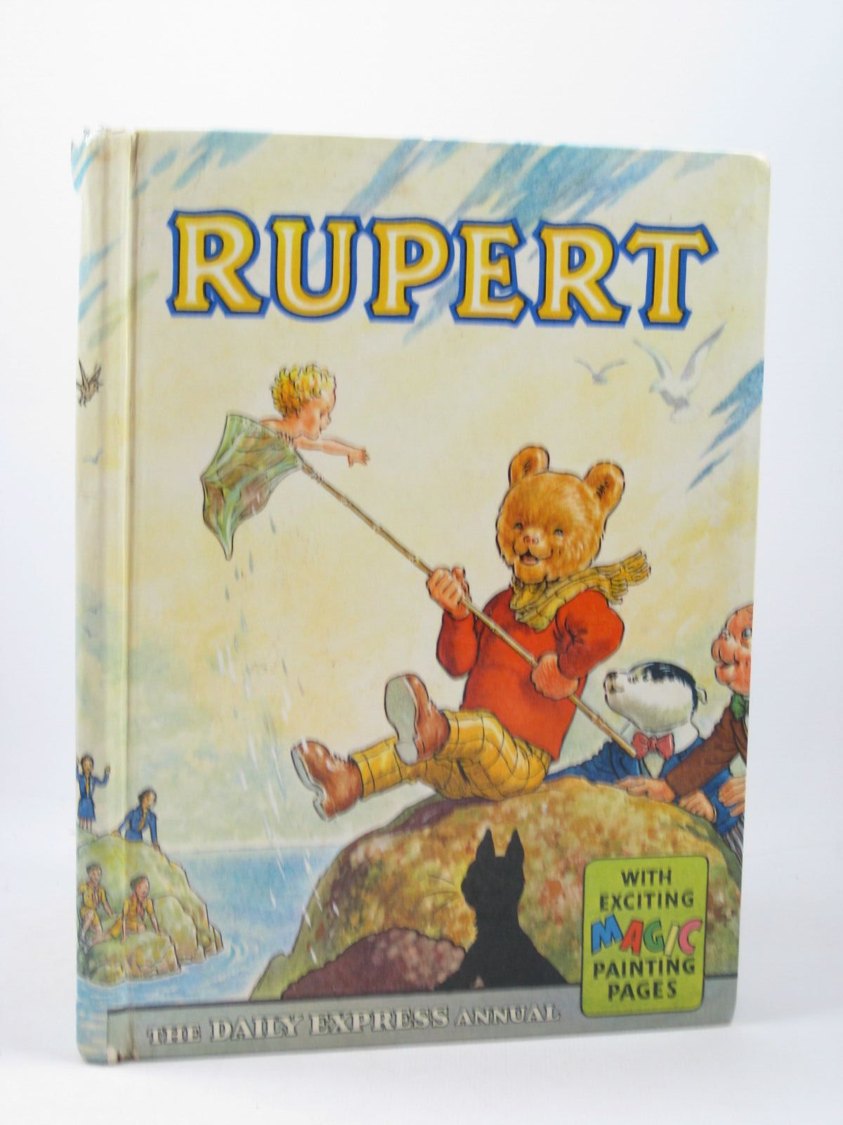 Photo of RUPERT ANNUAL 1963- Stock Number: 1312297