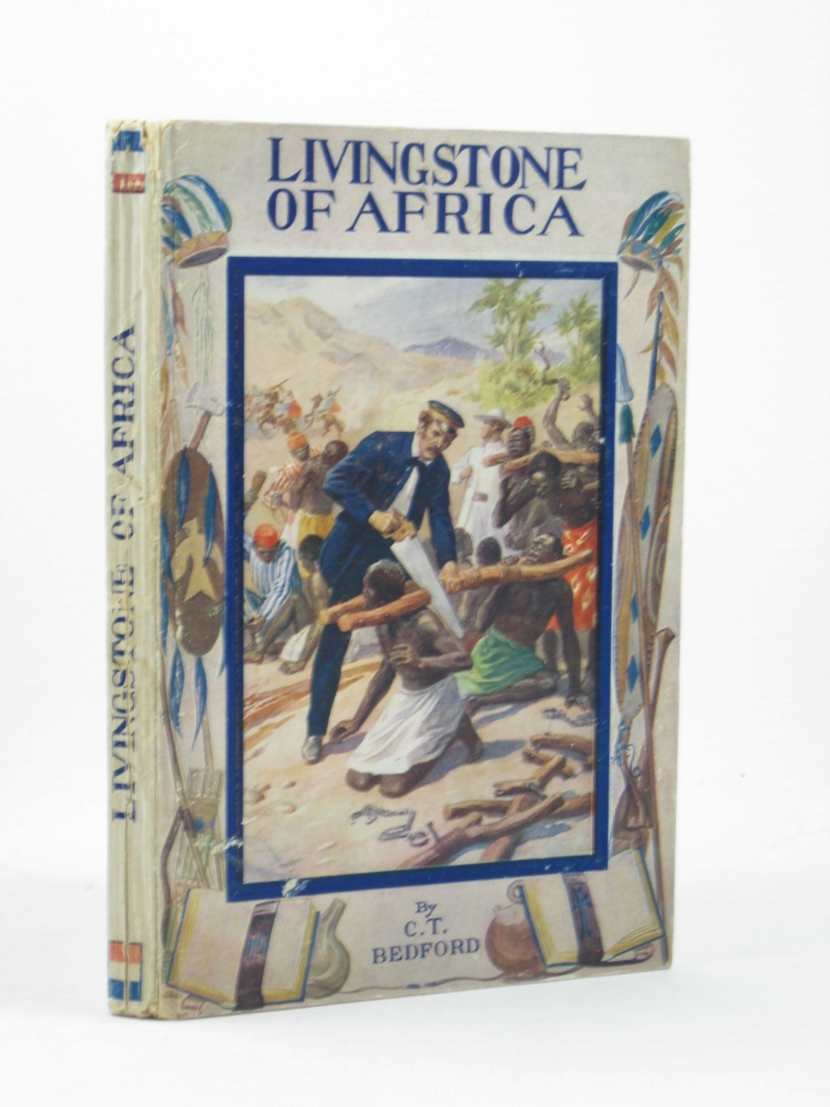 Photo of LIVINGSTONE OF AFRICA- Stock Number: 1312411
