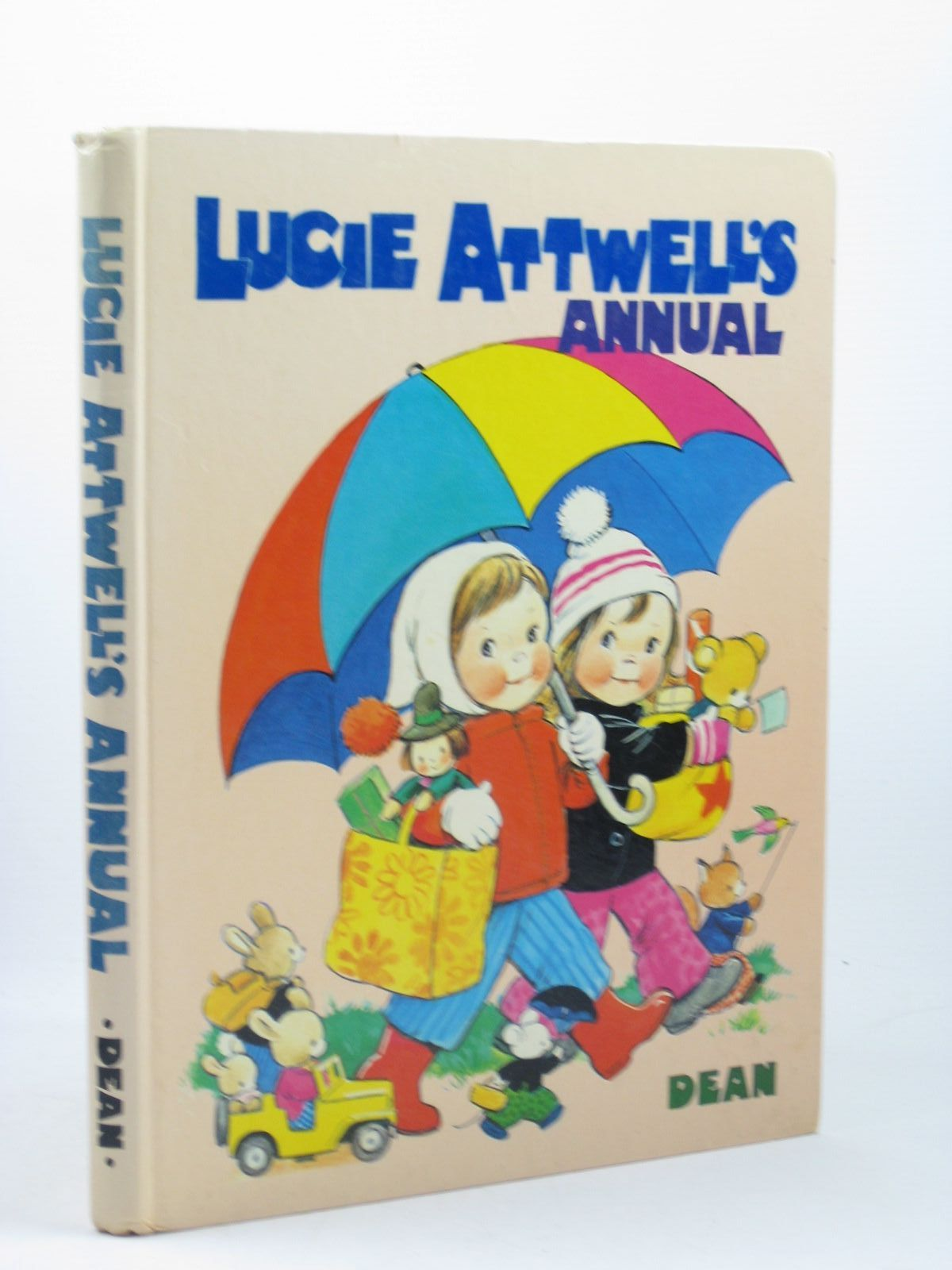 Photo of LUCIE ATTWELL'S ANNUAL 1972- Stock Number: 1312419