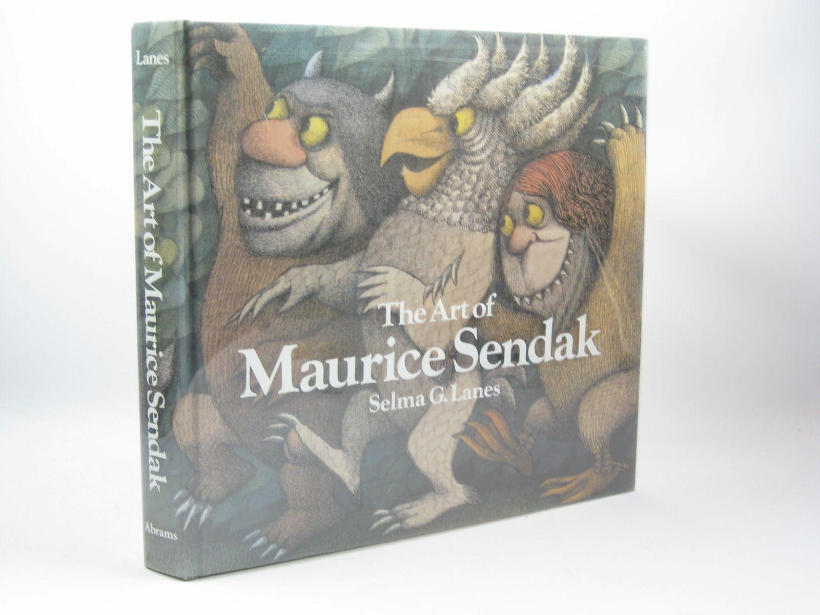Photo of THE ART OF MAURICE SENDAK