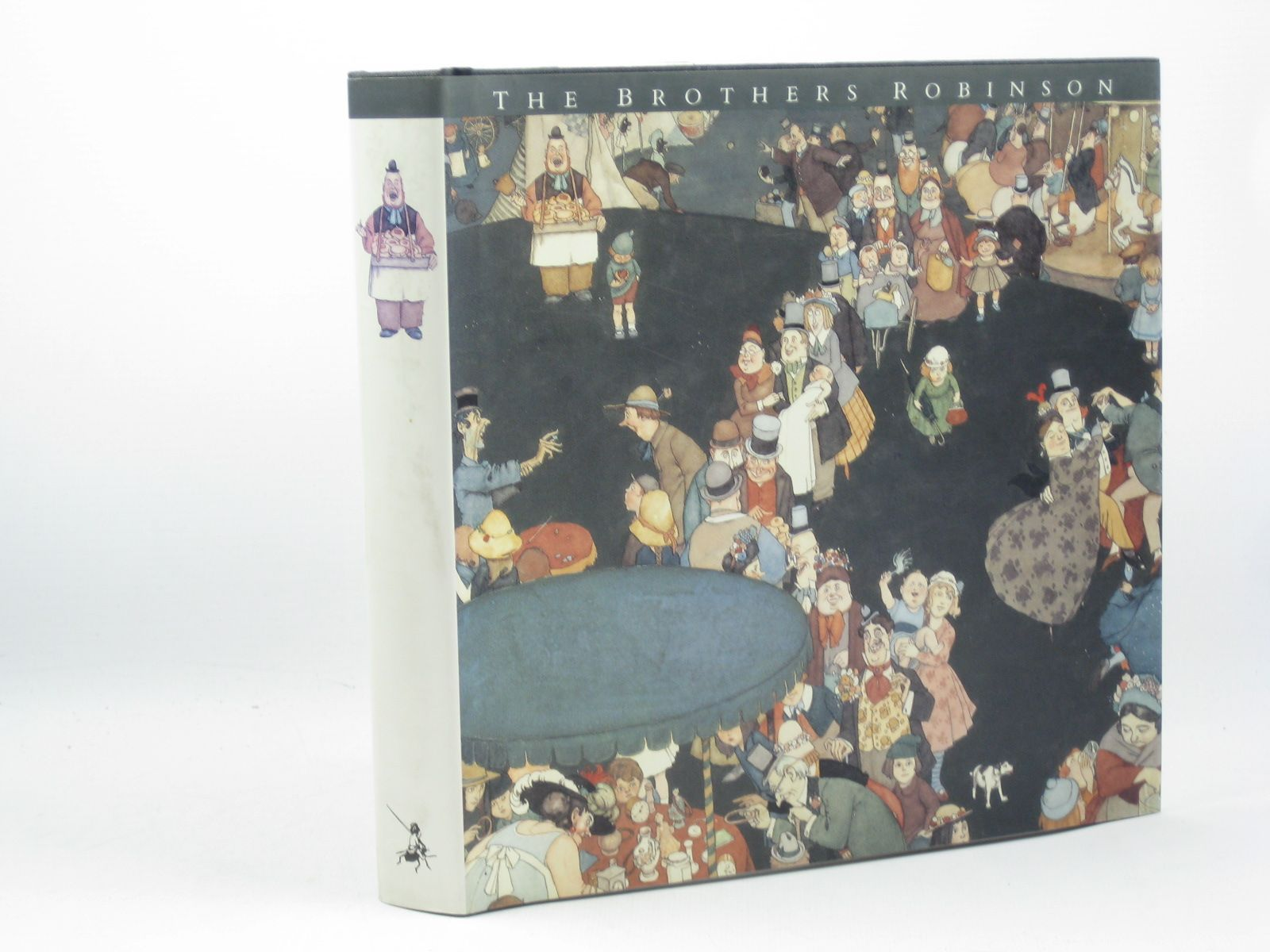 Photo of THE BROTHERS ROBINSON written by Cornelissen, Julia Beare, Geoffrey illustrated by Robinson, W. Heath Robinson, Charles Robinson, T.H. published by Chris Beetles Ltd. (STOCK CODE: 1312513)  for sale by Stella & Rose's Books