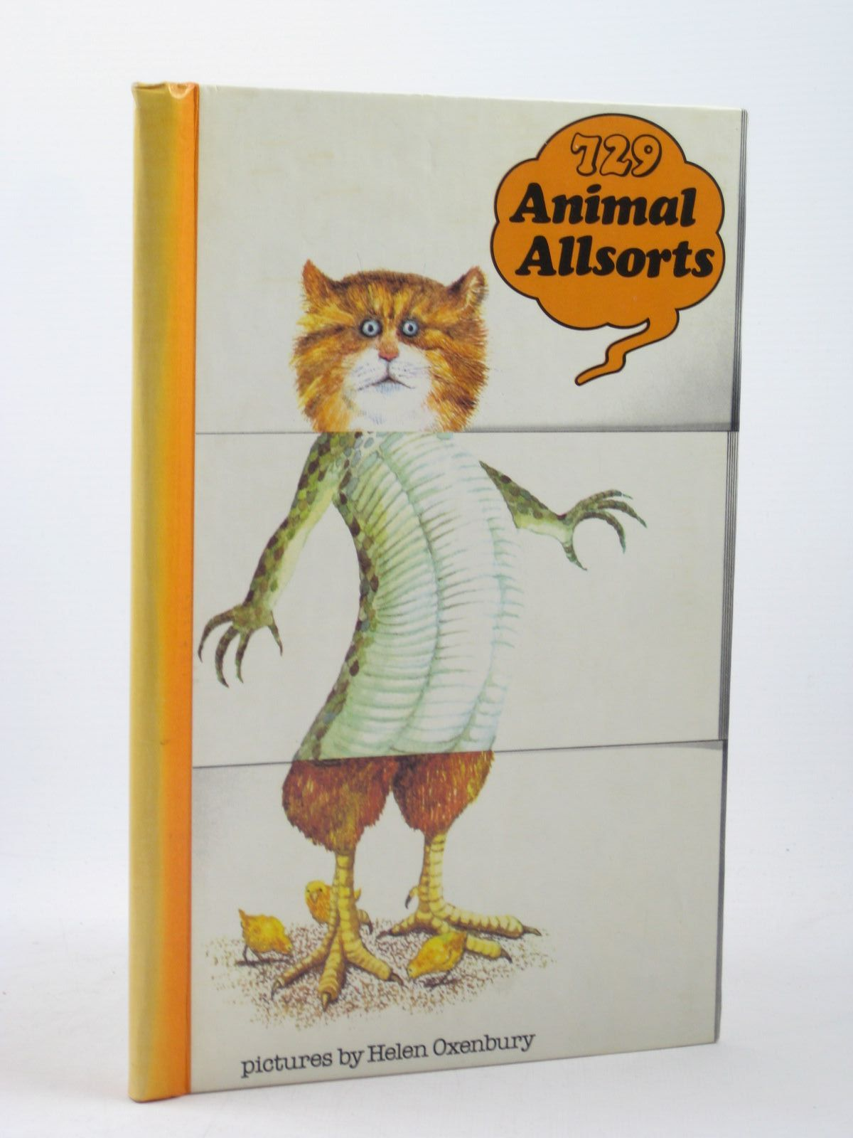 Photo of 729 ANIMAL ALLSORTS- Stock Number: 1312621