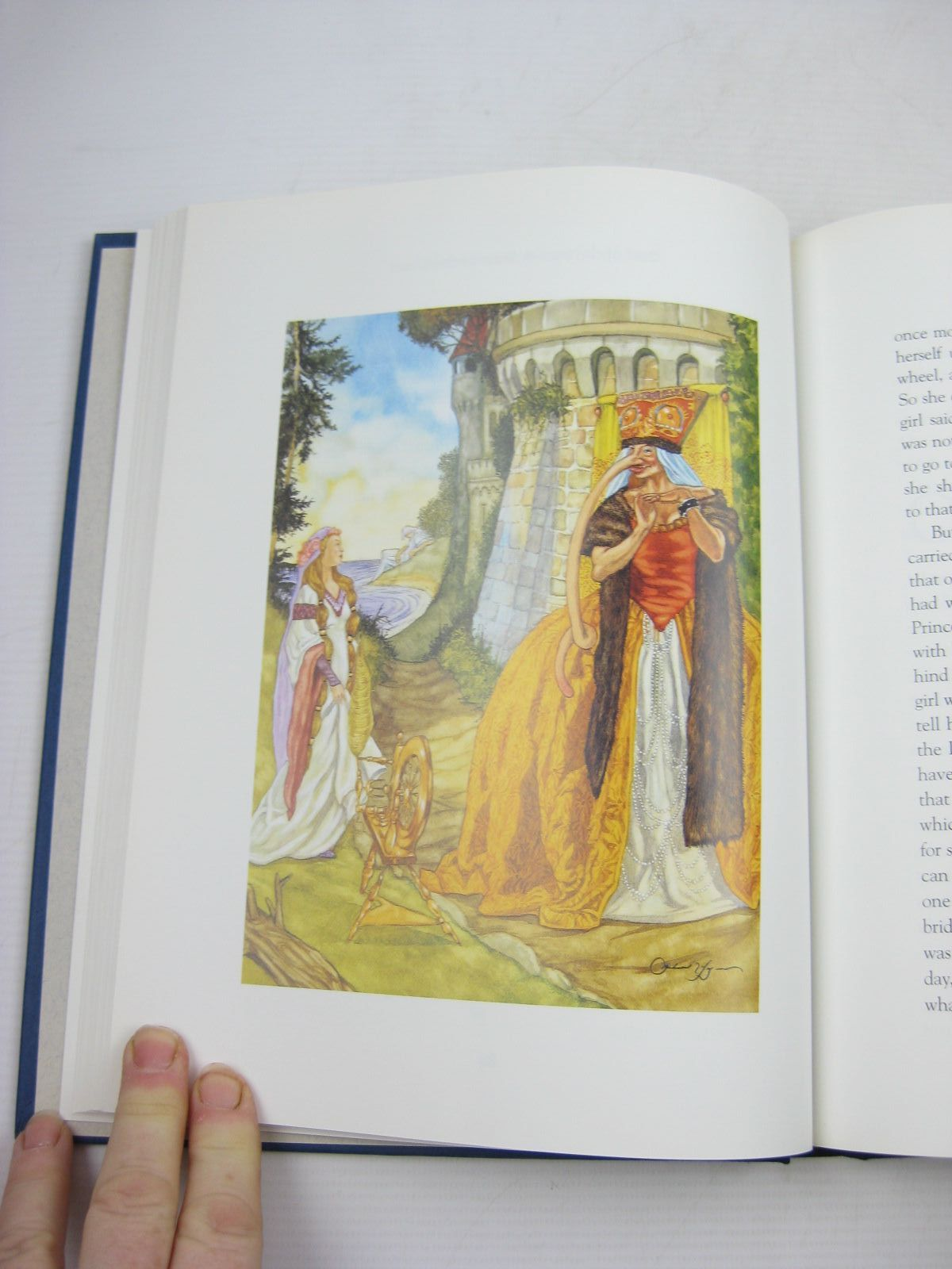 Photo of THE RAINBOW FAIRY BOOK written by Lang, Andrew illustrated by Hague, Michael published by William Morrow & Company Inc (STOCK CODE: 1312710)  for sale by Stella & Rose's Books