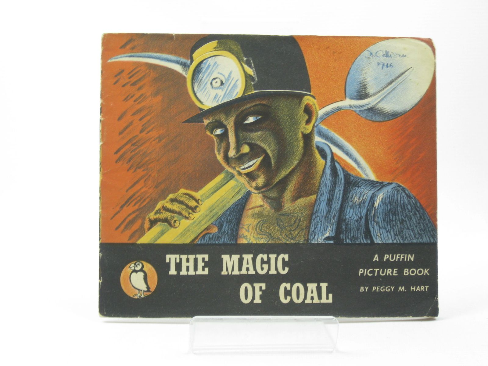 Puffin Picture Book The Magic of Coal by Peggy Hart