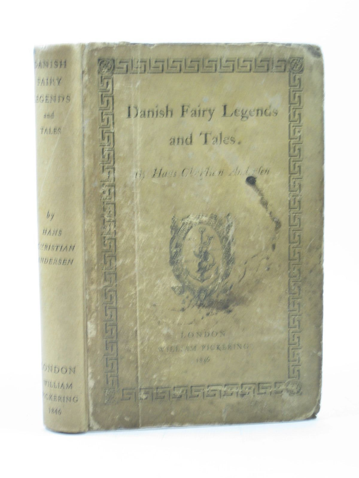 Photo of DANISH FAIRY LEGENDS AND TALES- Stock Number: 1312919