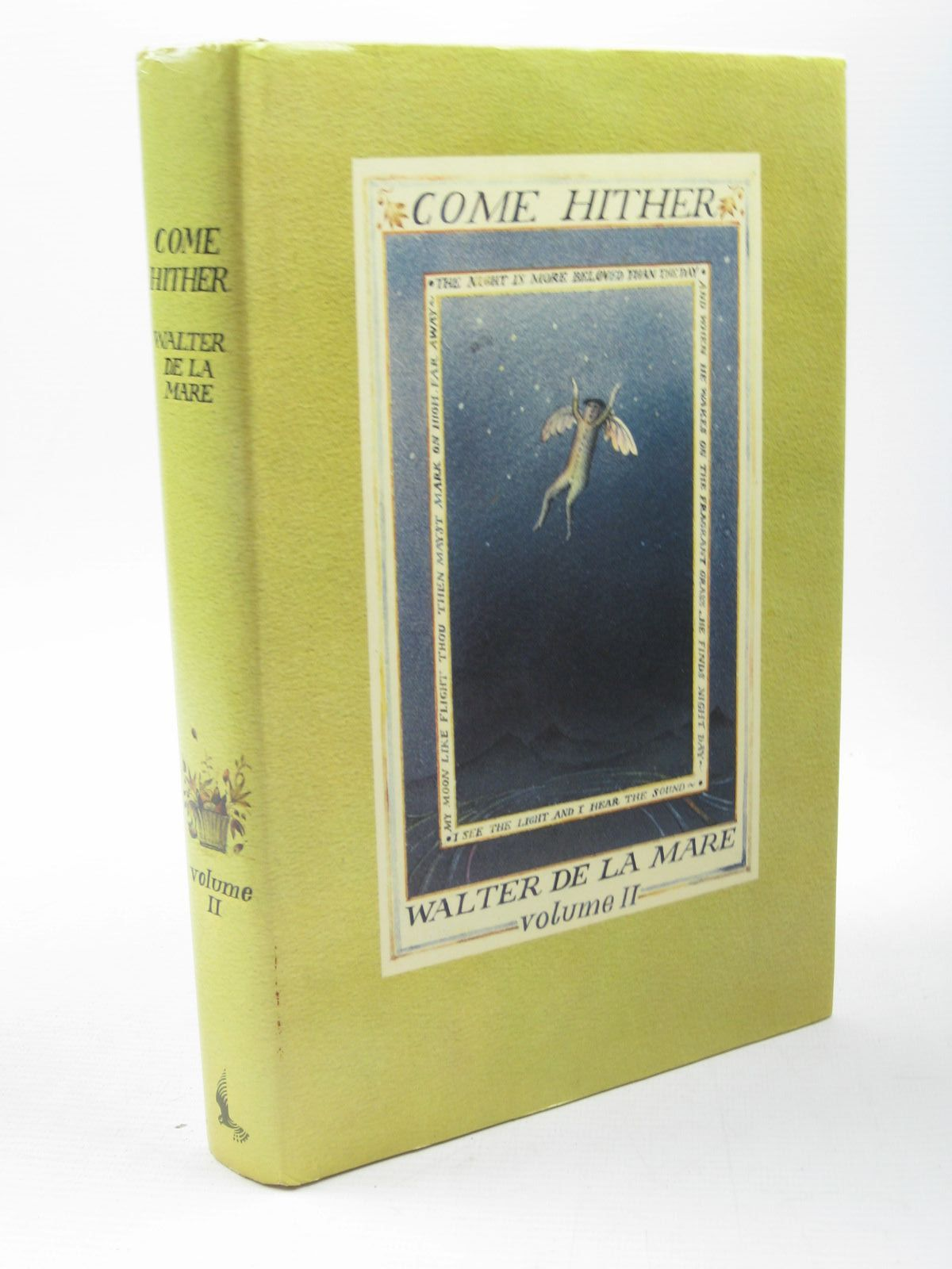 Photo of COME HITHER VOLUME II written by De La Mare, Walter illustrated by Bloomfield, Diana published by Kestrel Books (STOCK CODE: 1313031)  for sale by Stella & Rose's Books