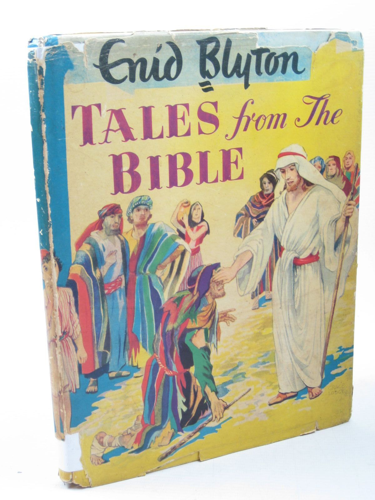 Photo of TALES FROM THE BIBLE- Stock Number: 1313036