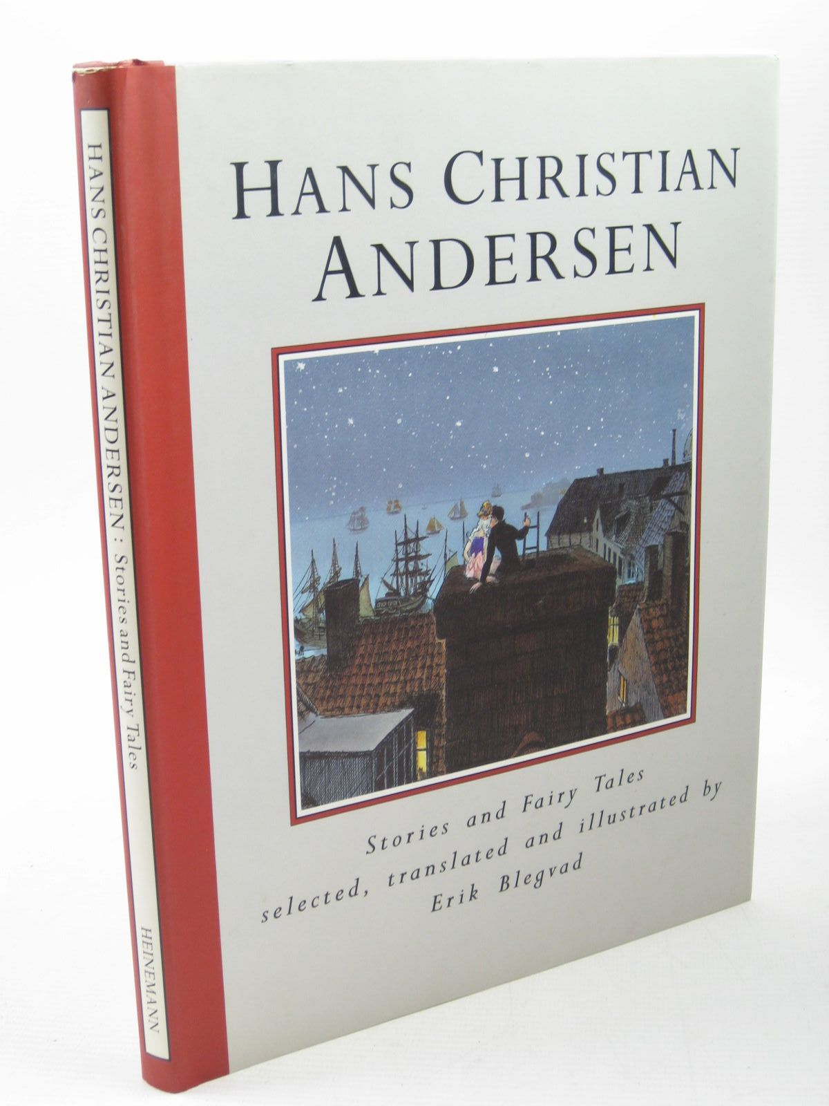 Photo of HANS CHRISTIAN ANDERSEN STORIES AND FAIRY TALES written by Andersen, Hans Christian illustrated by Blegvad, Erik published by Heinemann (STOCK CODE: 1313039)  for sale by Stella & Rose's Books