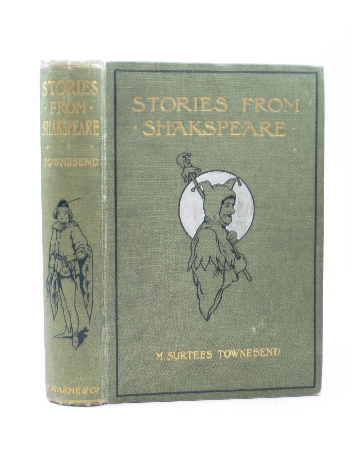 Photo of STORIES FROM SHAKESPEARE- Stock Number: 1313083