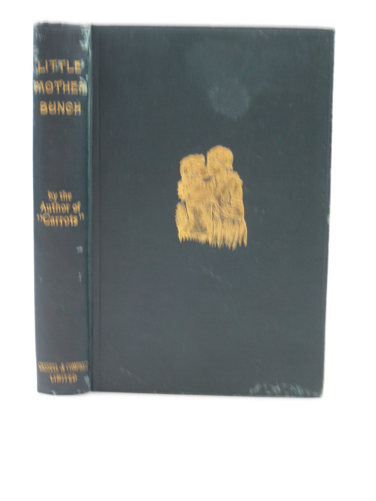 Photo of LITTLE MOTHER BUNCH written by Molesworth, Mrs. published by Cassell & Company Limited (STOCK CODE: 1313183)  for sale by Stella & Rose's Books
