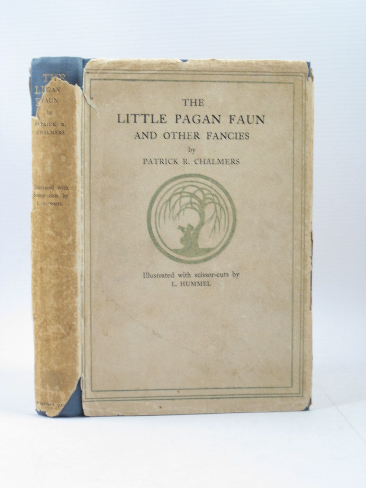 Photo of THE LITTLE PAGAN FAUN & OTHER FANCIES written by Chalmers, Patrick R. illustrated by Hummel, L. published by Jonathan Cape (STOCK CODE: 1313201)  for sale by Stella & Rose's Books