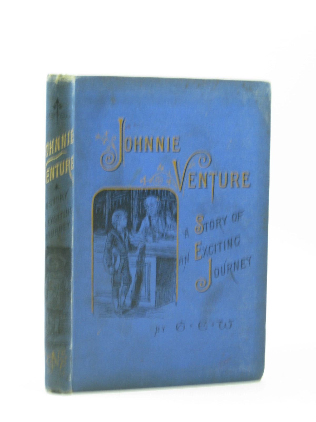 Photo of JOHNNIE VENTURE written by Wyattt, G.E. published by Thomas Nelson & Sons (STOCK CODE: 1313237)  for sale by Stella & Rose's Books