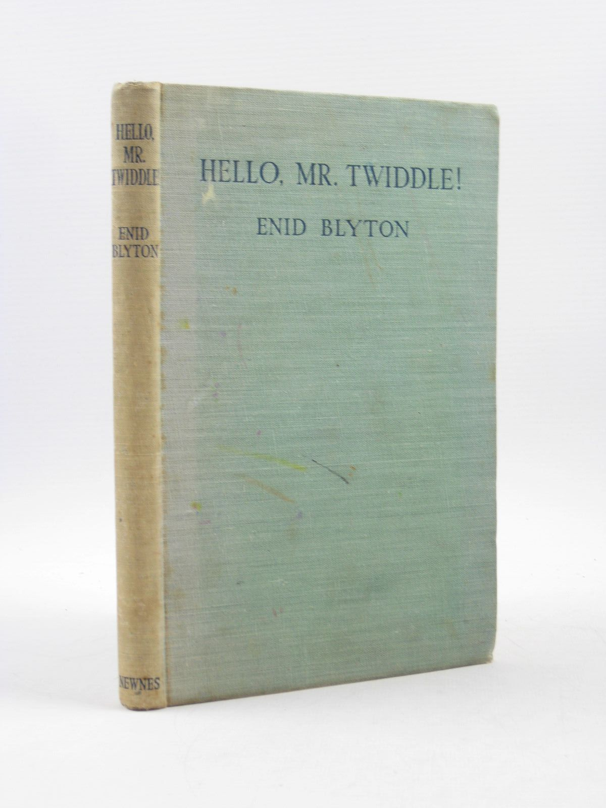 Photo of HELLO, MR. TWIDDLE!- Stock Number: 1313504