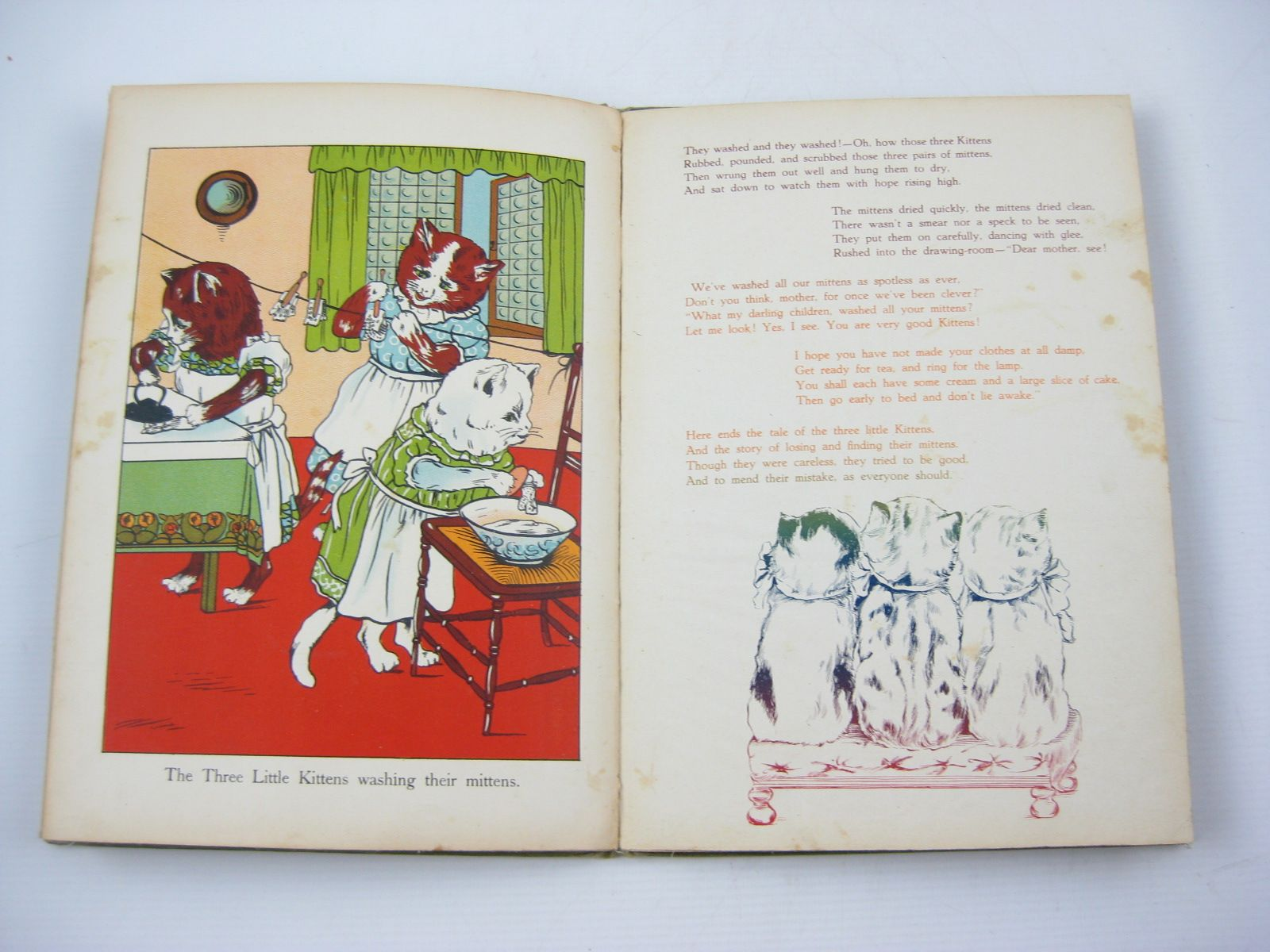 Photo of PUSSYCATS AND BOW-WOWS illustrated by Dodd, Gilbert Haldane published by Dean & Son Ltd. (STOCK CODE: 1313583)  for sale by Stella & Rose's Books