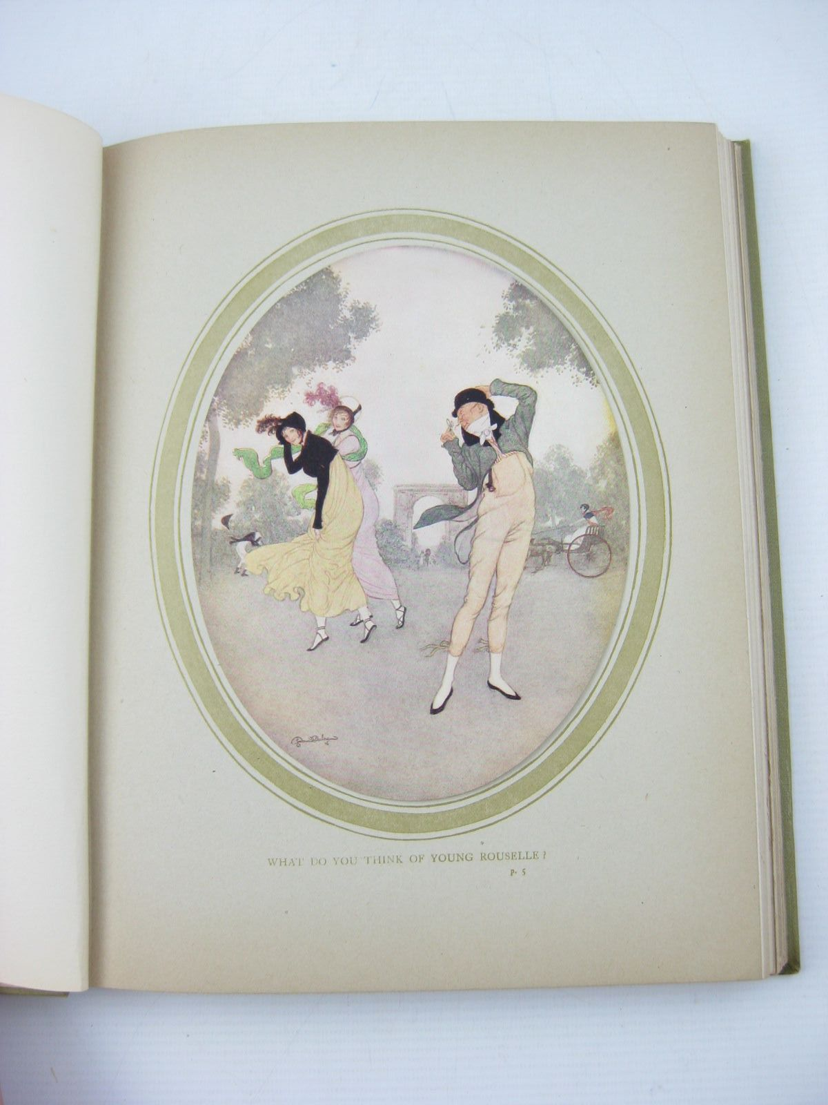Photo of EDMUND DULAC'S PICTURE BOOK FOR THE FRENCH RED CROSS illustrated by Dulac, Edmund published by Hodder & Stoughton (STOCK CODE: 1313584)  for sale by Stella & Rose's Books