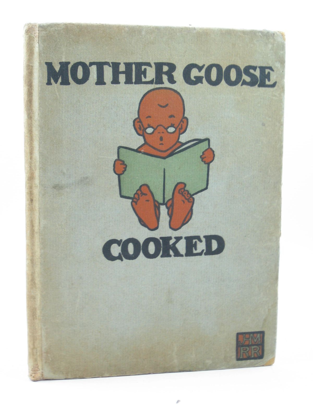 Photo of MOTHER GOOSE COOKED written by Myrtle, John H.<br />Rigby, Reginald illustrated by Myrtle, John H.<br />Rigby, Reginald published by John Lane (STOCK CODE: 1313591)  for sale by Stella & Rose's Books