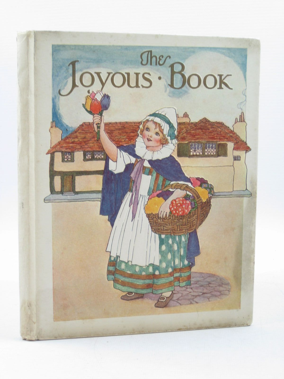 Photo of THE JOYOUS BOOK written by Joan, Natalie illustrated by Sowerby, Millicent published by Oxford University Press, Humphrey Milford (STOCK CODE: 1313593)  for sale by Stella & Rose's Books