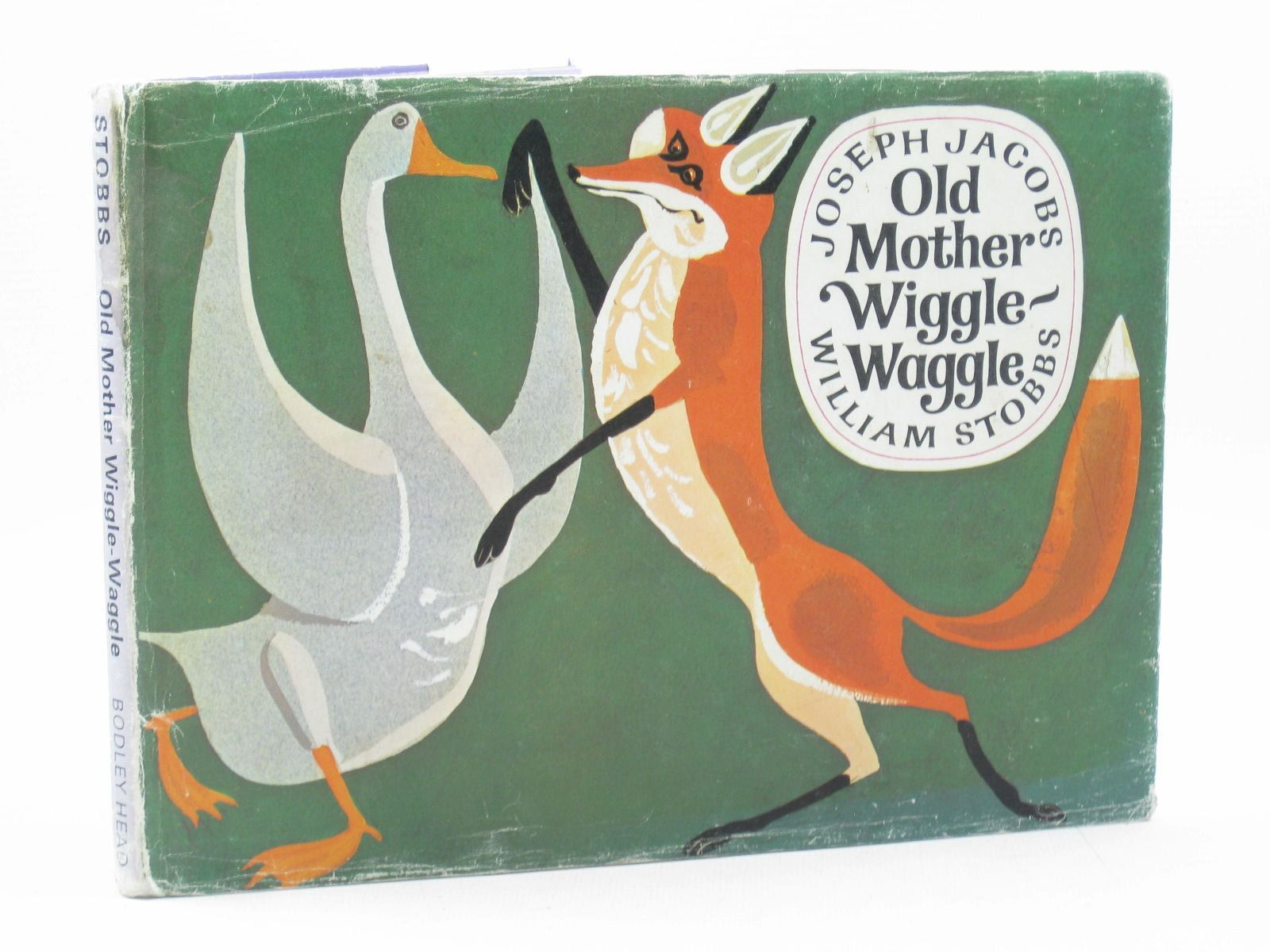 Photo of OLD MOTHER WIGGLE-WAGGLE- Stock Number: 1313596