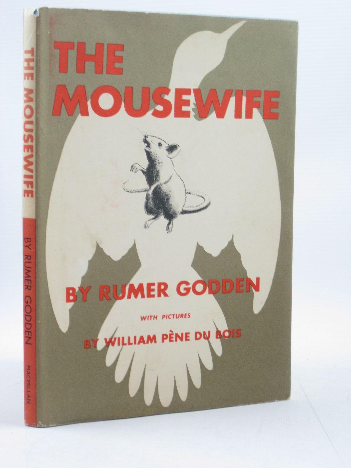 Photo of THE MOUSEWIFE written by Godden, Rumer illustrated by Du Bois, William Pene published by Macmillan & Co. Ltd. (STOCK CODE: 1313728)  for sale by Stella & Rose's Books