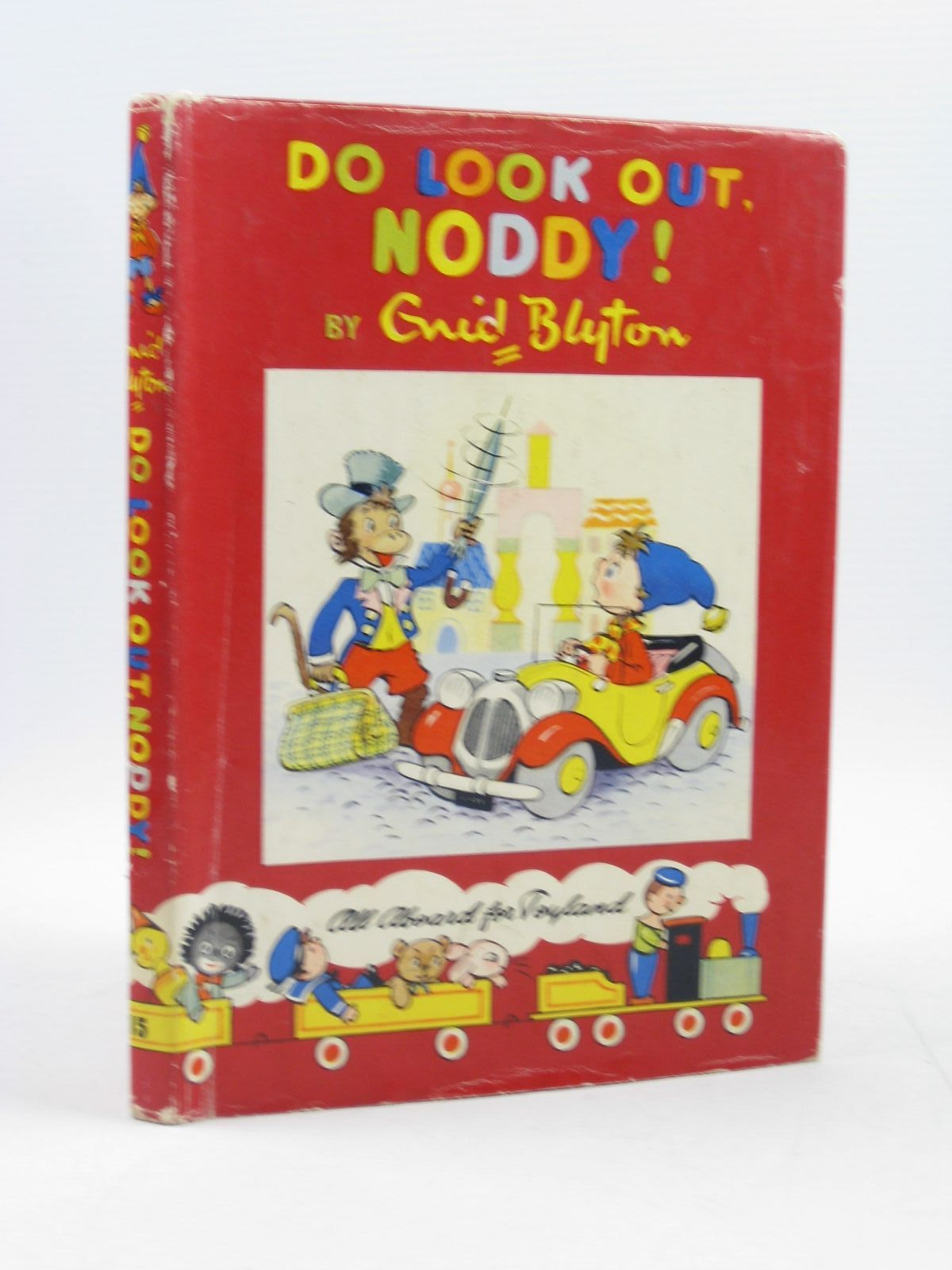 Photo of DO LOOK OUT, NODDY!- Stock Number: 1313739