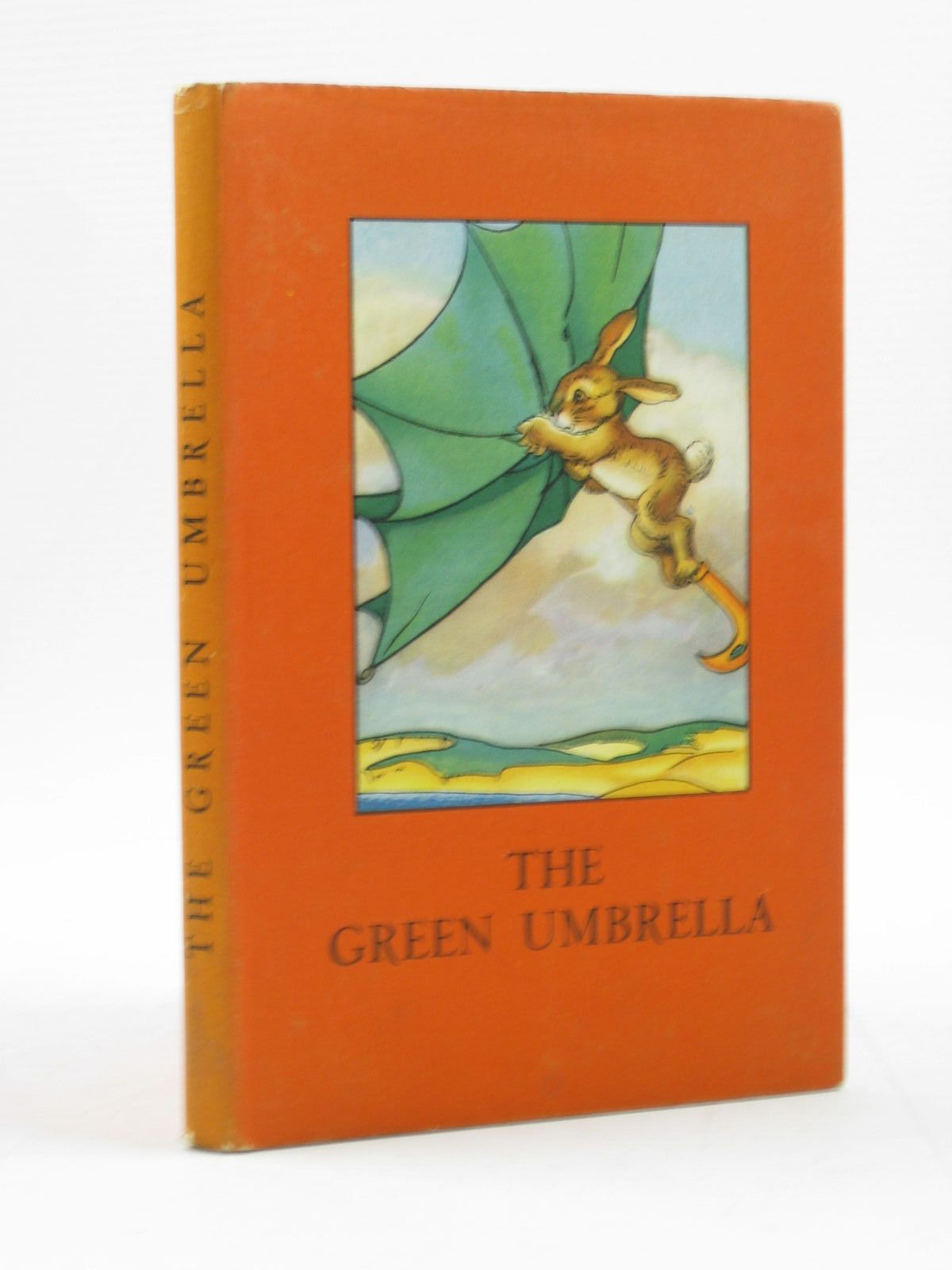 Photo of THE GREEN UMBRELLA written by Perring, W. Macgregor, A.J. illustrated by Macgregor, A.J. published by Wills & Hepworth Ltd. (STOCK CODE: 1313790)  for sale by Stella & Rose's Books