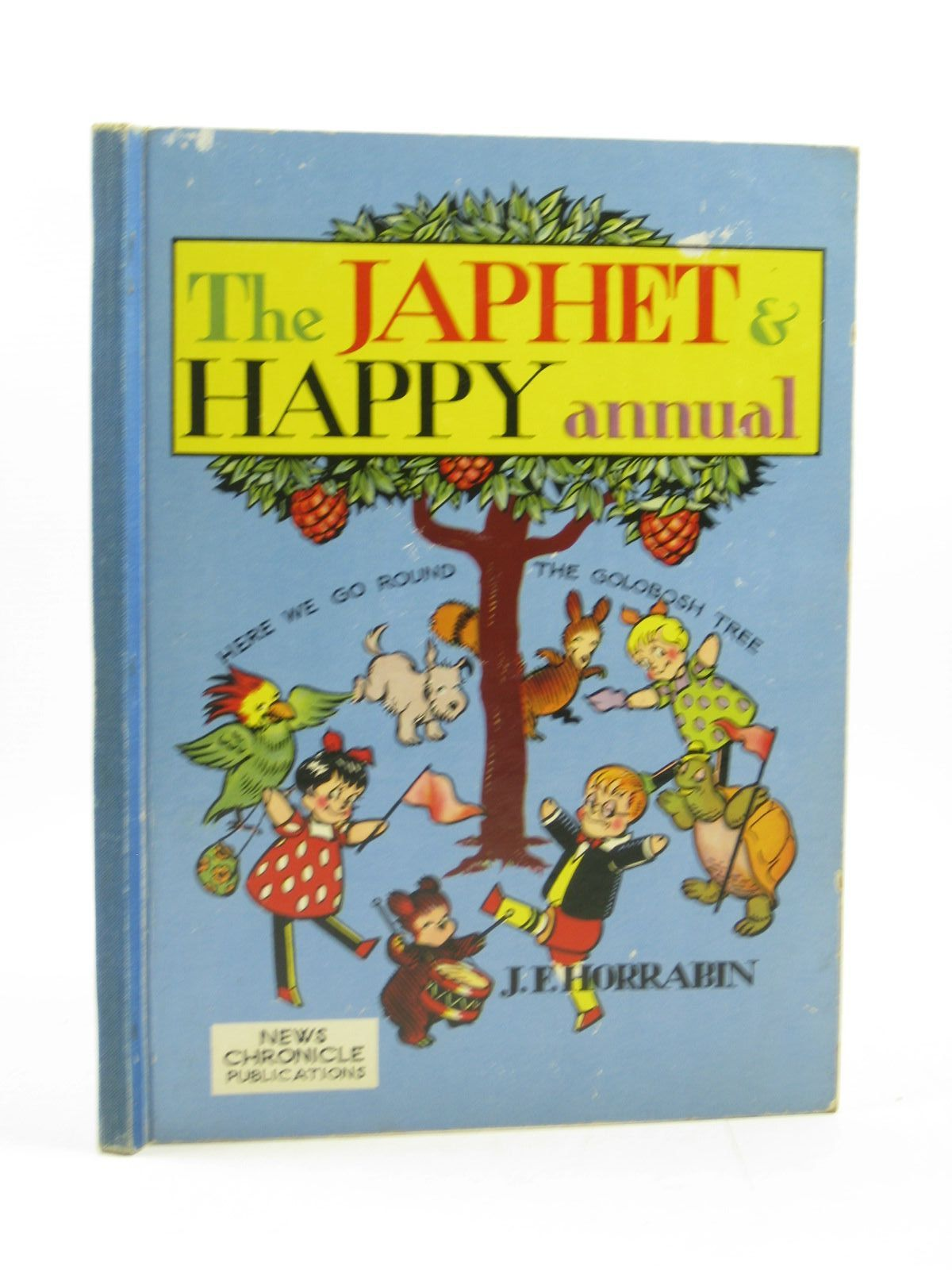 Photo of JAPHET AND HAPPY ANNUAL 1951- Stock Number: 1313946