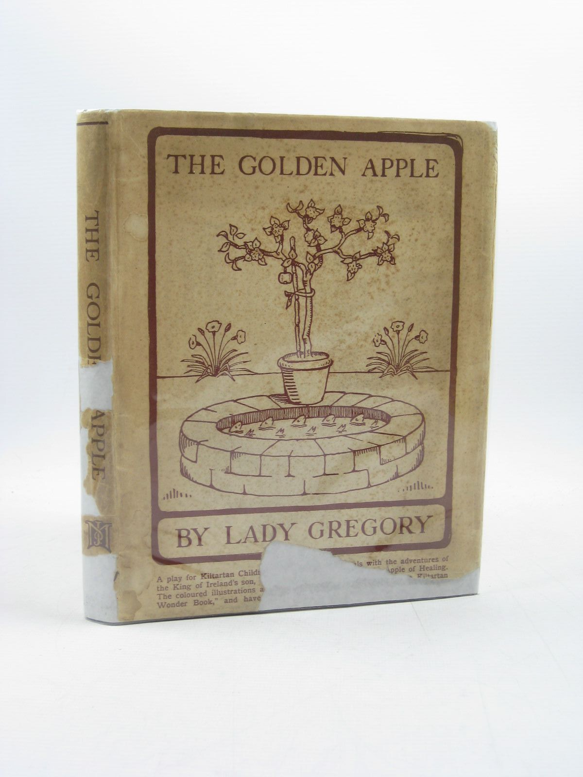 Photo of THE GOLDEN APPLE written by Gregory, Lady illustrated by Gregory, Margaret published by John Murray (STOCK CODE: 1313994)  for sale by Stella & Rose's Books