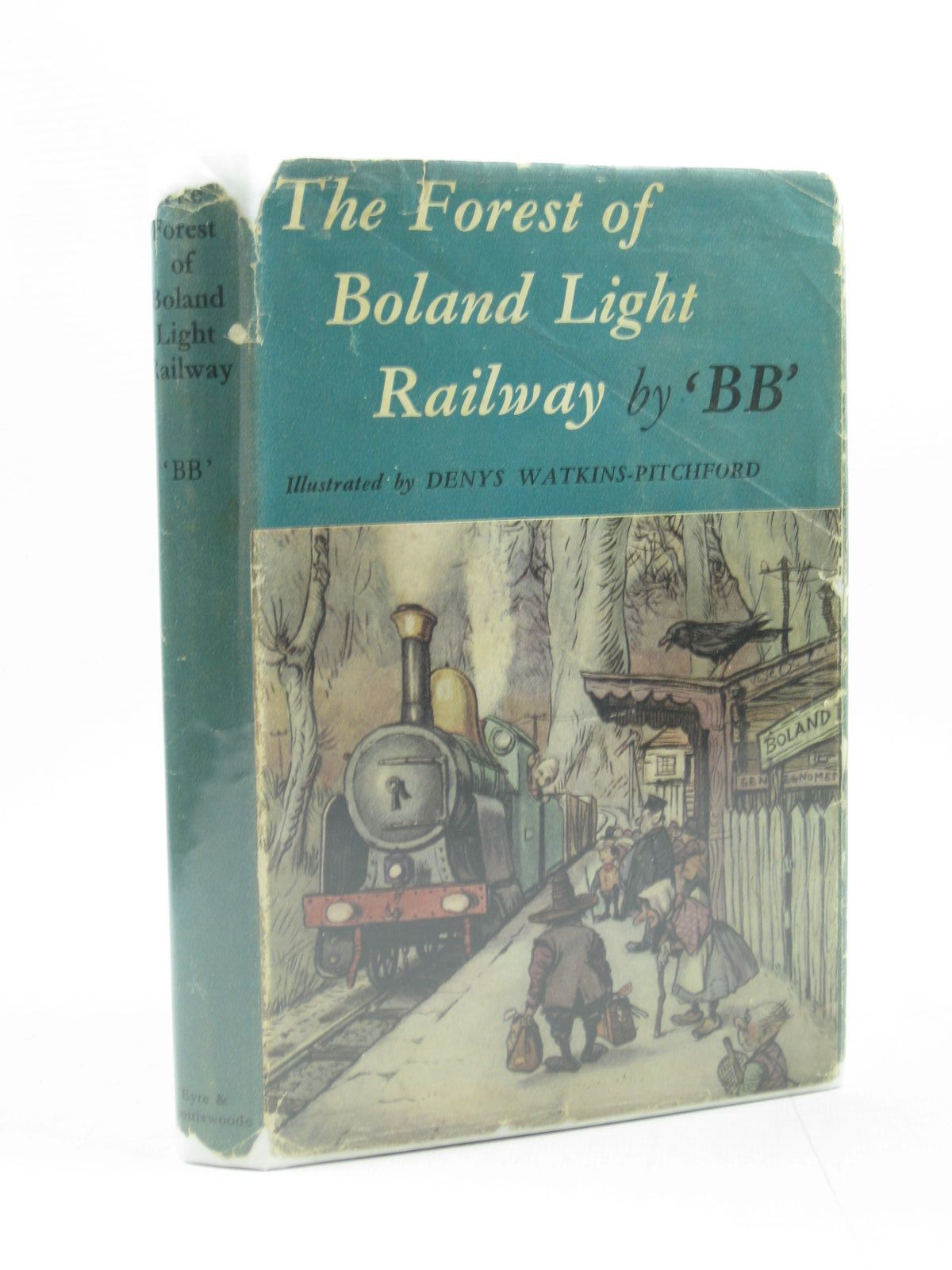 Photo of THE FOREST OF BOLAND LIGHT RAILWAY- Stock Number: 1313999