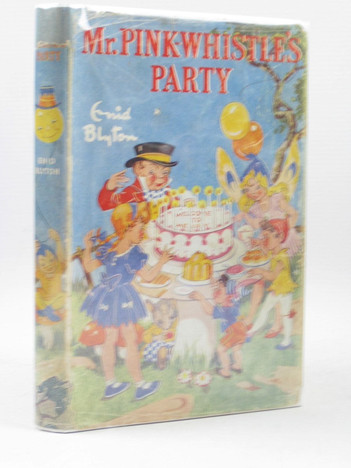 Photo of MR. PINK-WHISTLE'S PARTY- Stock Number: 1314078