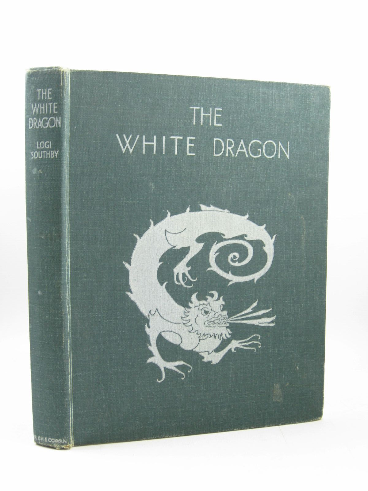 Photo of THE WHITE DRAGON written by Southby, Logi illustrated by Southby, Logi published by Rich & Cowan Ltd. (STOCK CODE: 1314095)  for sale by Stella & Rose's Books