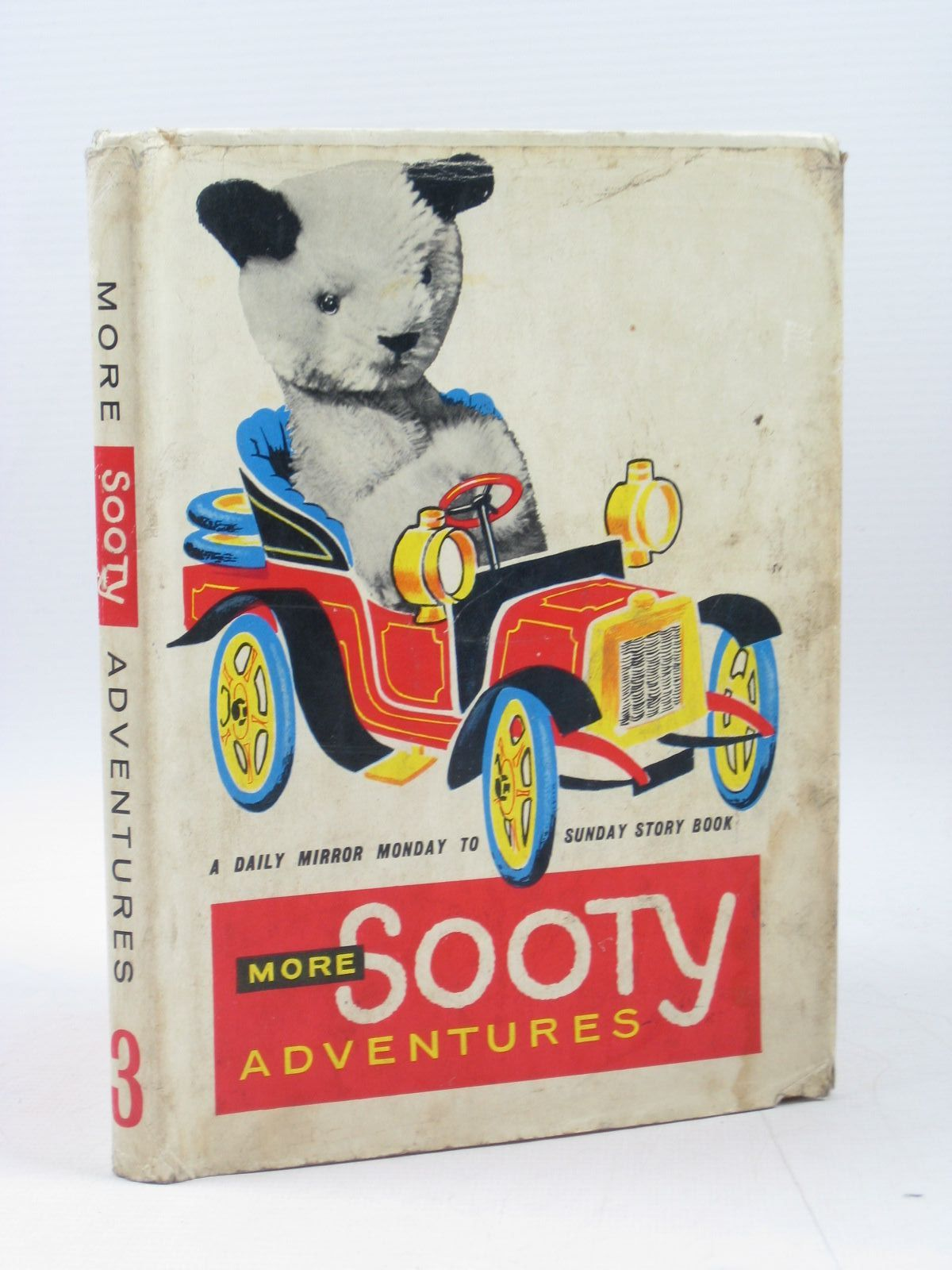 Photo of MORE SOOTY ADVENTURES 3- Stock Number: 1314128