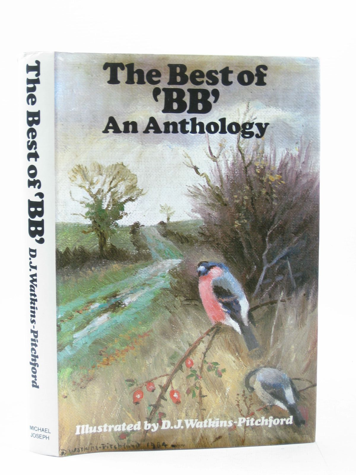 Photo of THE BEST OF BB AN ANTHOLOGY written by BB,  illustrated by BB,  published by Michael Joseph (STOCK CODE: 1314166)  for sale by Stella & Rose's Books