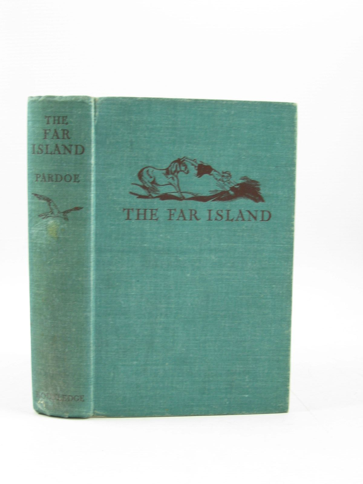 Photo of THE FAR ISLAND- Stock Number: 1314175