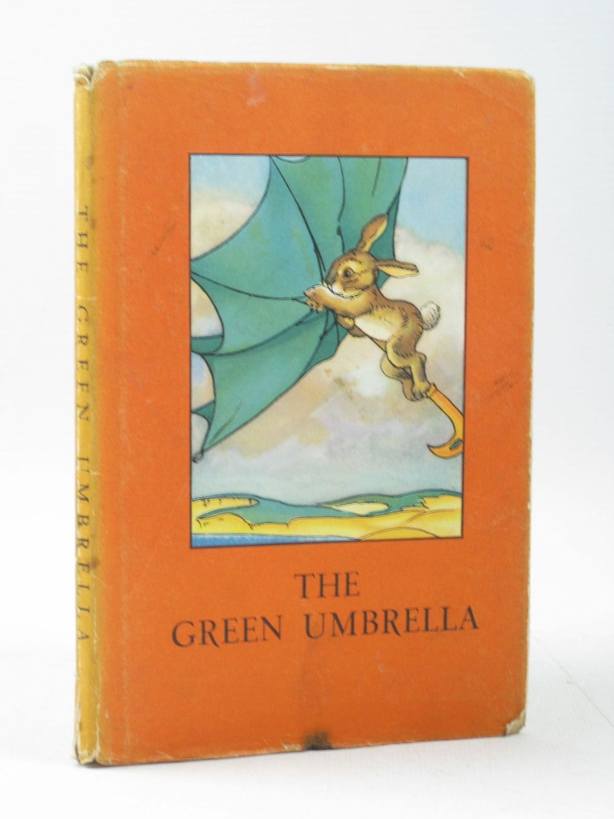 Photo of THE GREEN UMBRELLA written by Perring, W.